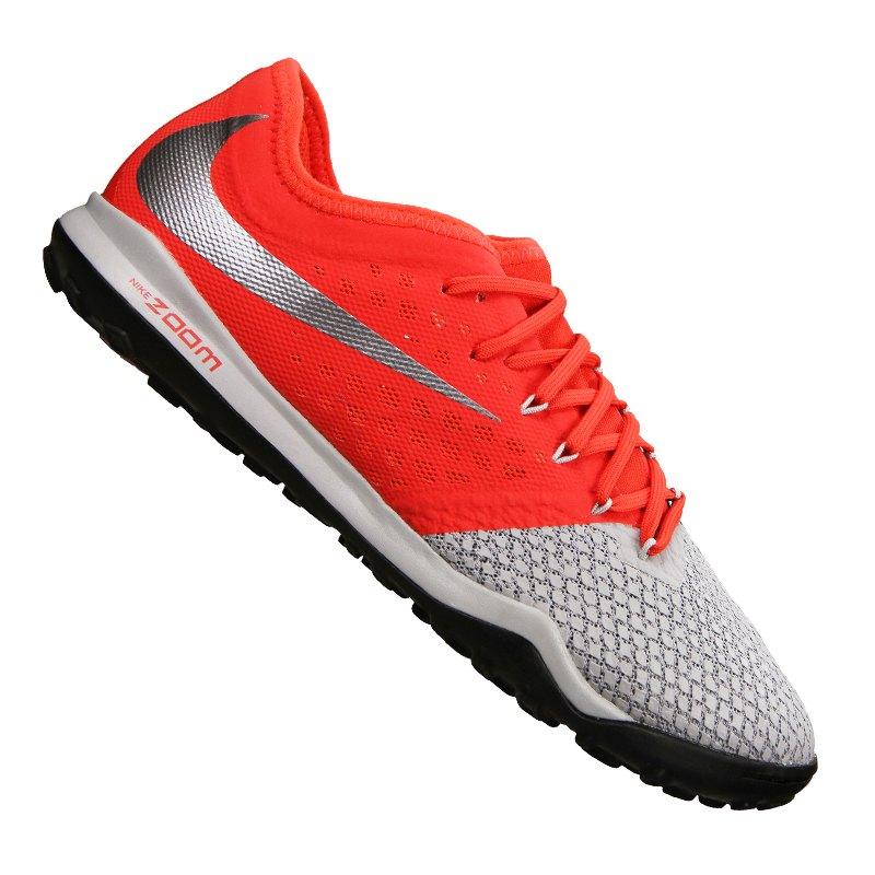 Nike Hypervenom PhantomX III Pro TF Grau F060 - grau