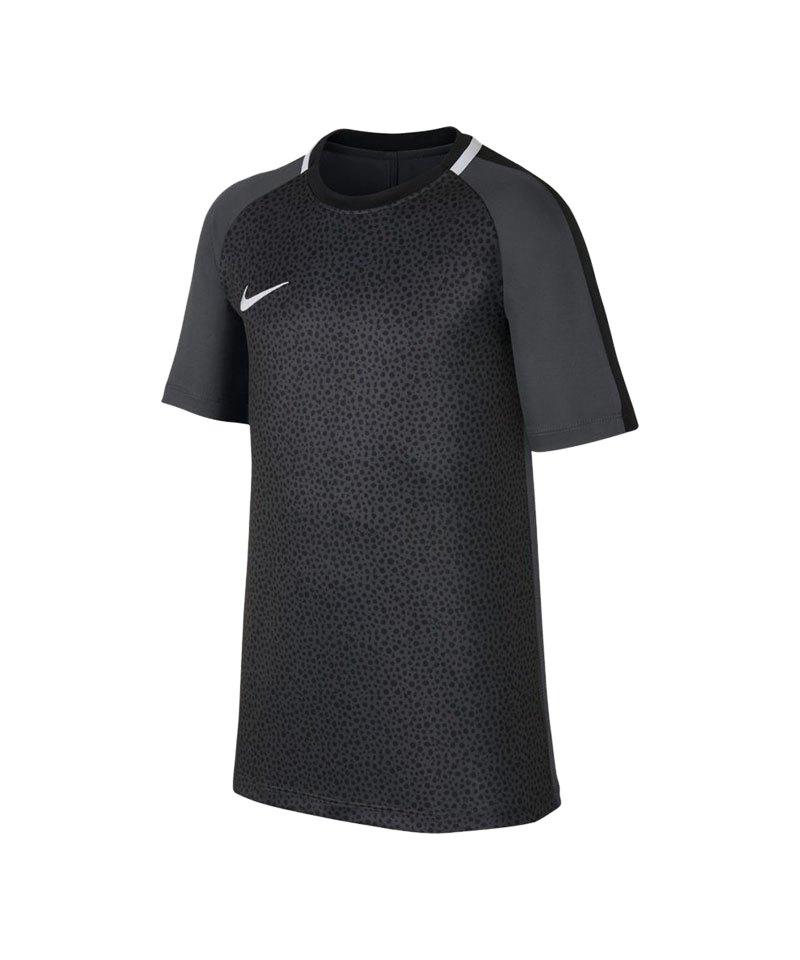 Nike Dry Academy T-Shirt GX2 Kids Grau F060 - grau