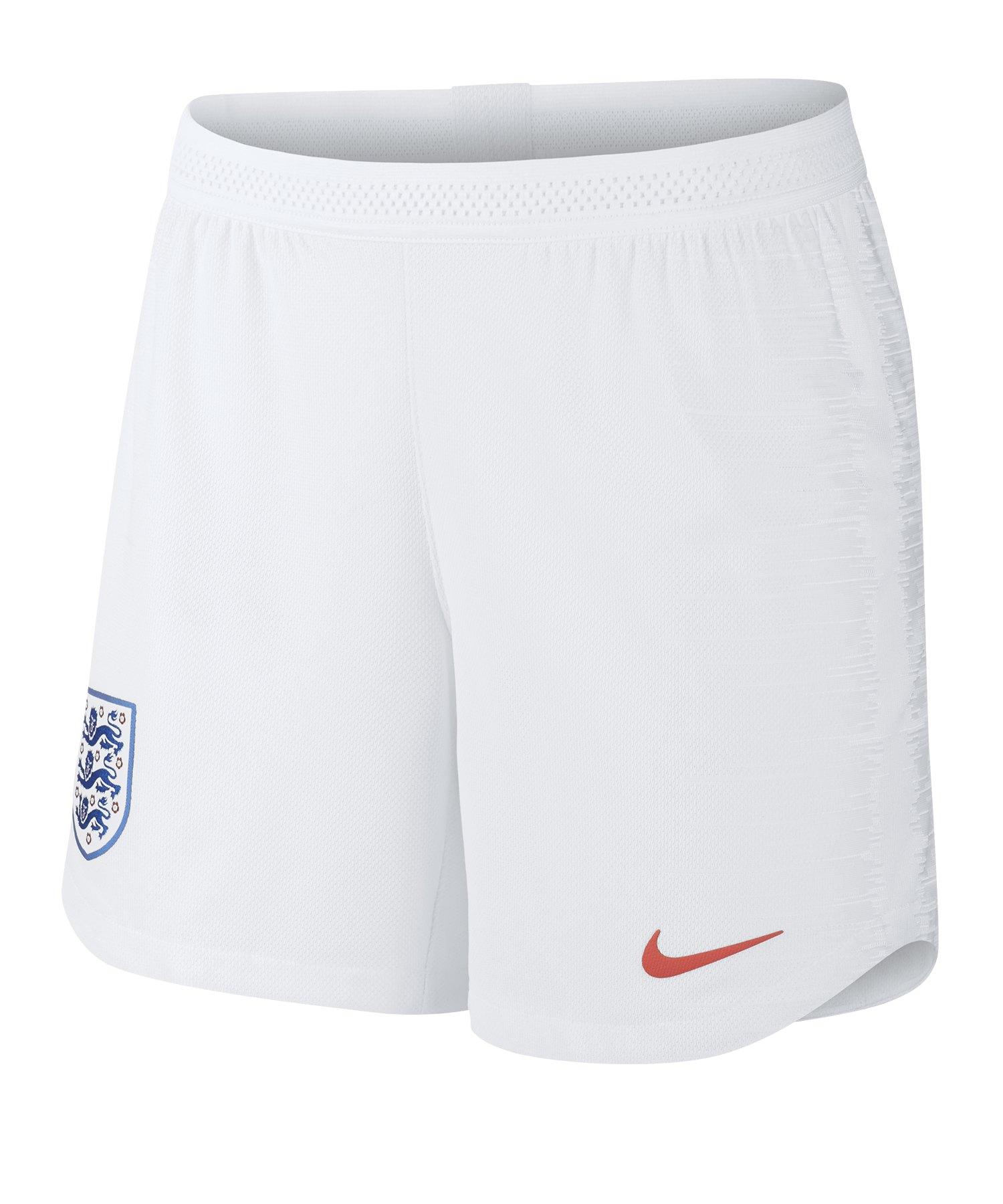 Nike England Auth Short Home Damen WM 2019 F100 - weiss