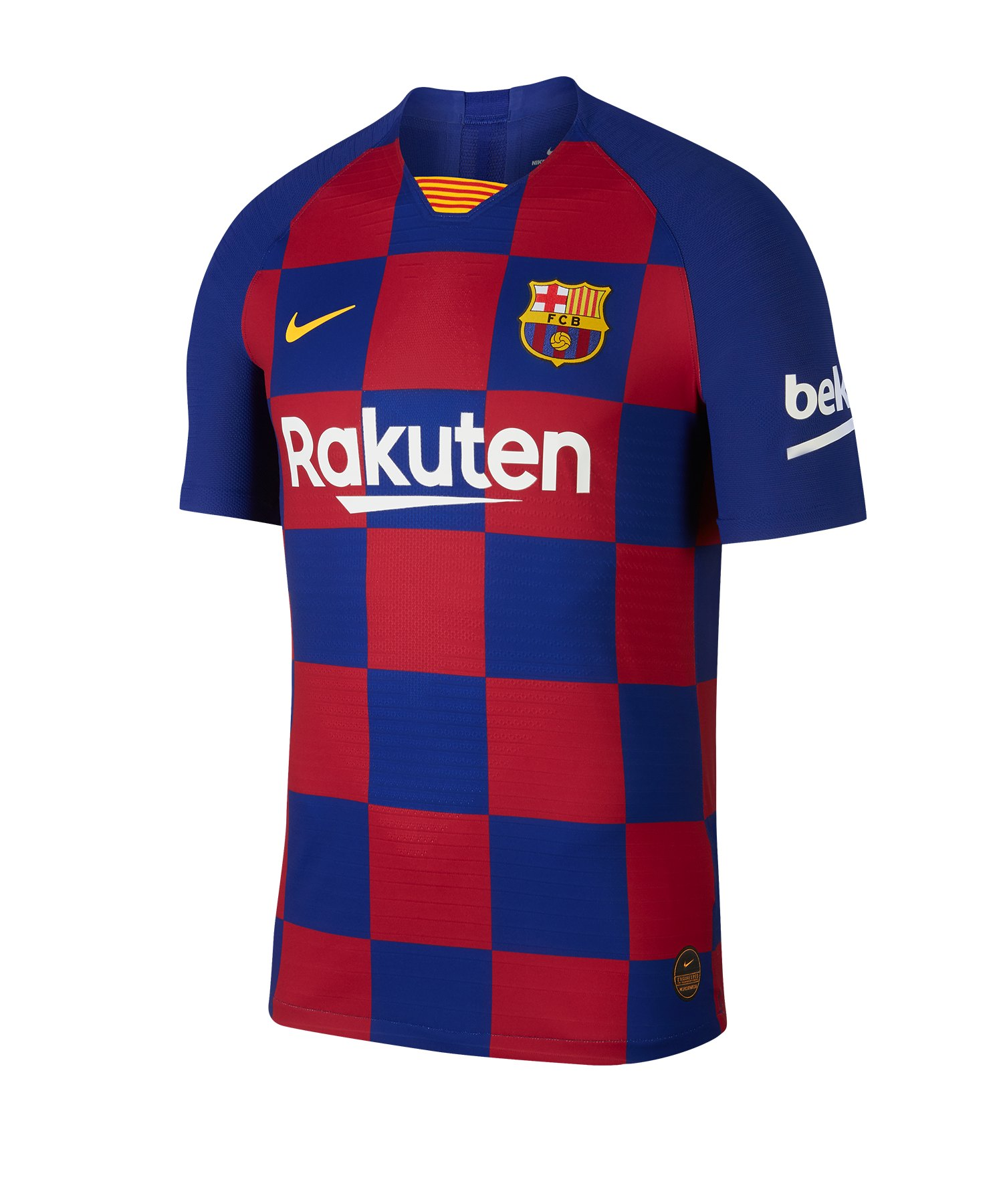 Nike FC Barcelona Auth. Trikot Home 2019/2020 F456 - Blau