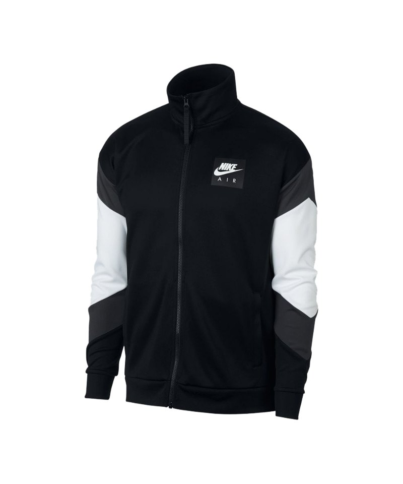 official photos 206f3 389d7 Nike Air Jacket Jacke Schwarz F010