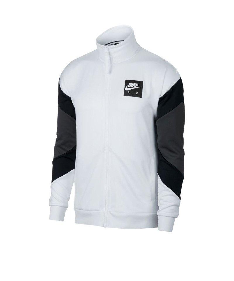 Nike Air Jacket Jacke Weiss F100 - weiss
