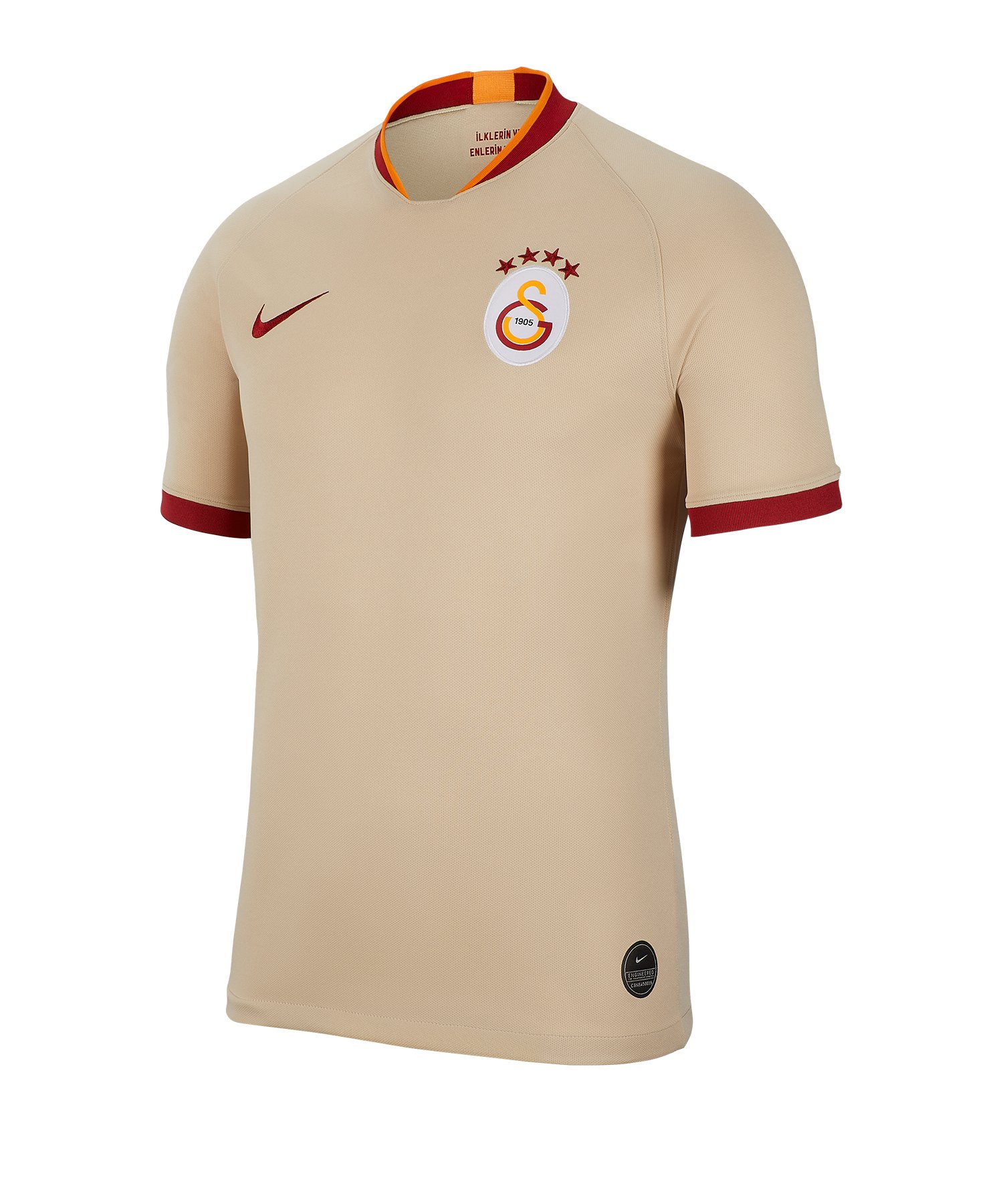 Nike Galatasaray Istanbul Trikot Away 2019/2020 F248 - braun