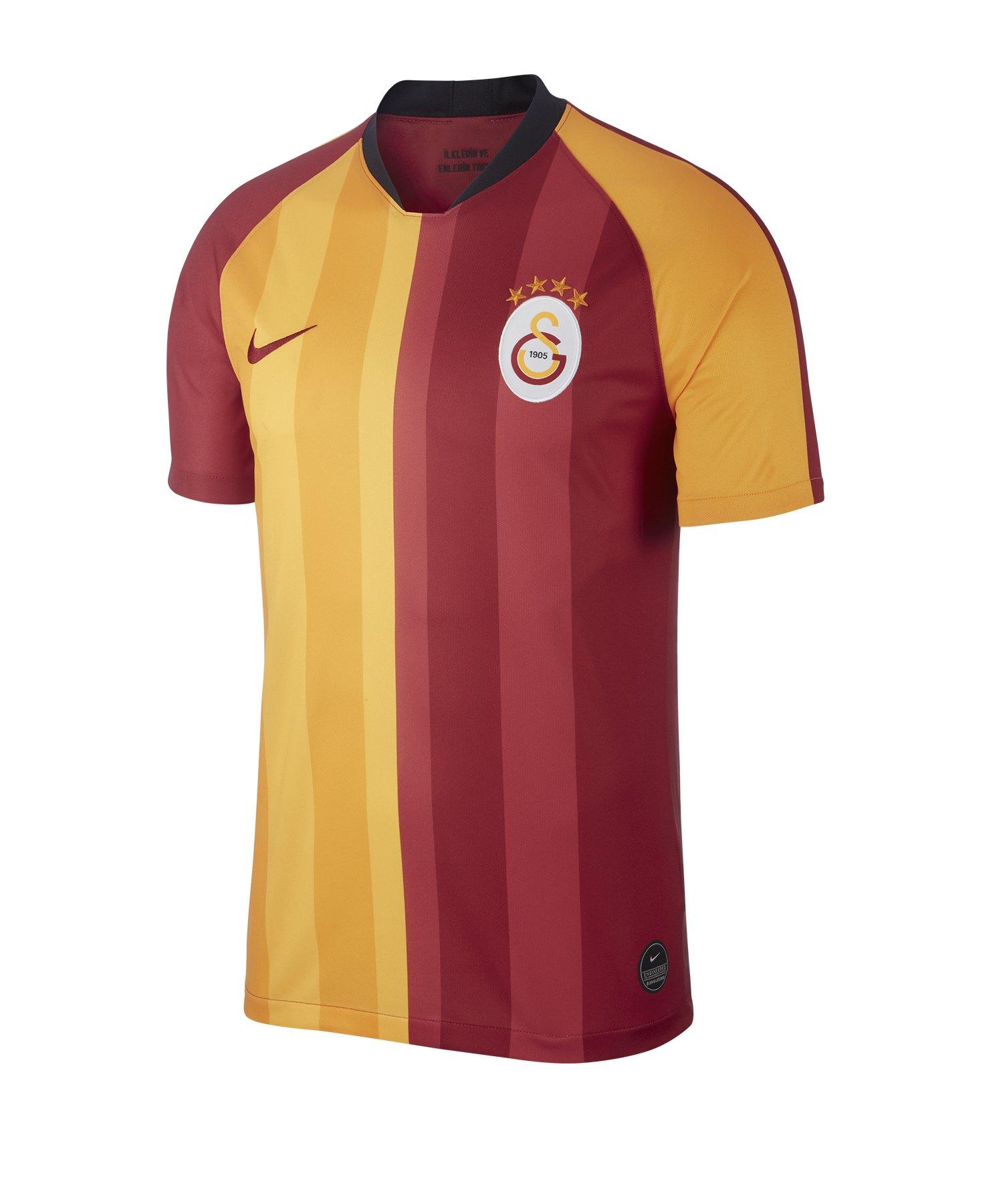 Nike Galatasaray Istanbul Trikot Home 2019/2020 F628 - gelb