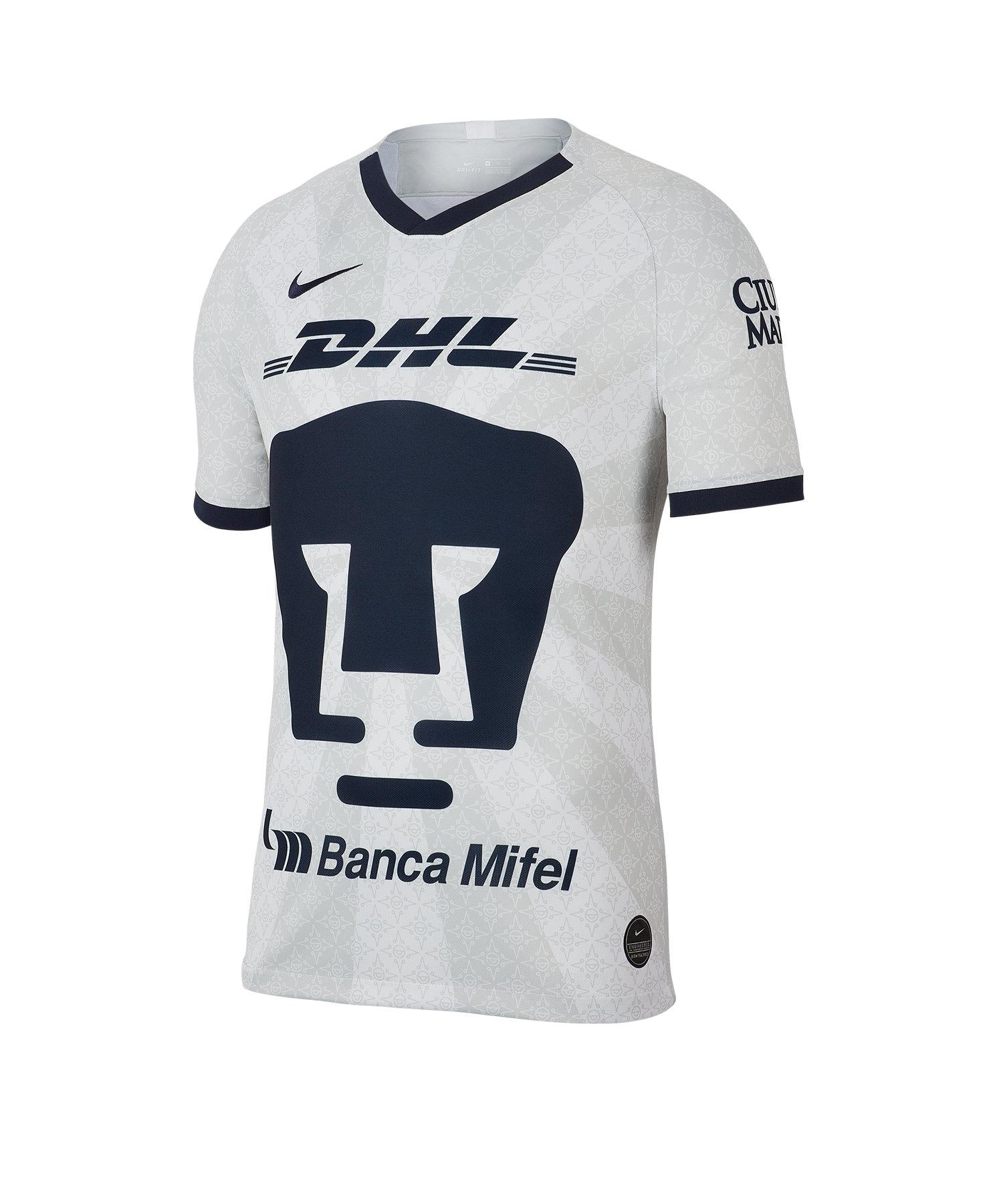 Nike UNAM Pumas Trikot Home 19/20 F103 -