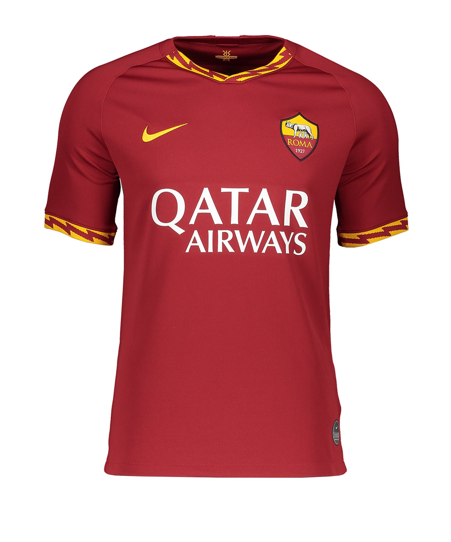 Nike AS Rom Trikot Home 2019/2020 Rot F613 - Rot