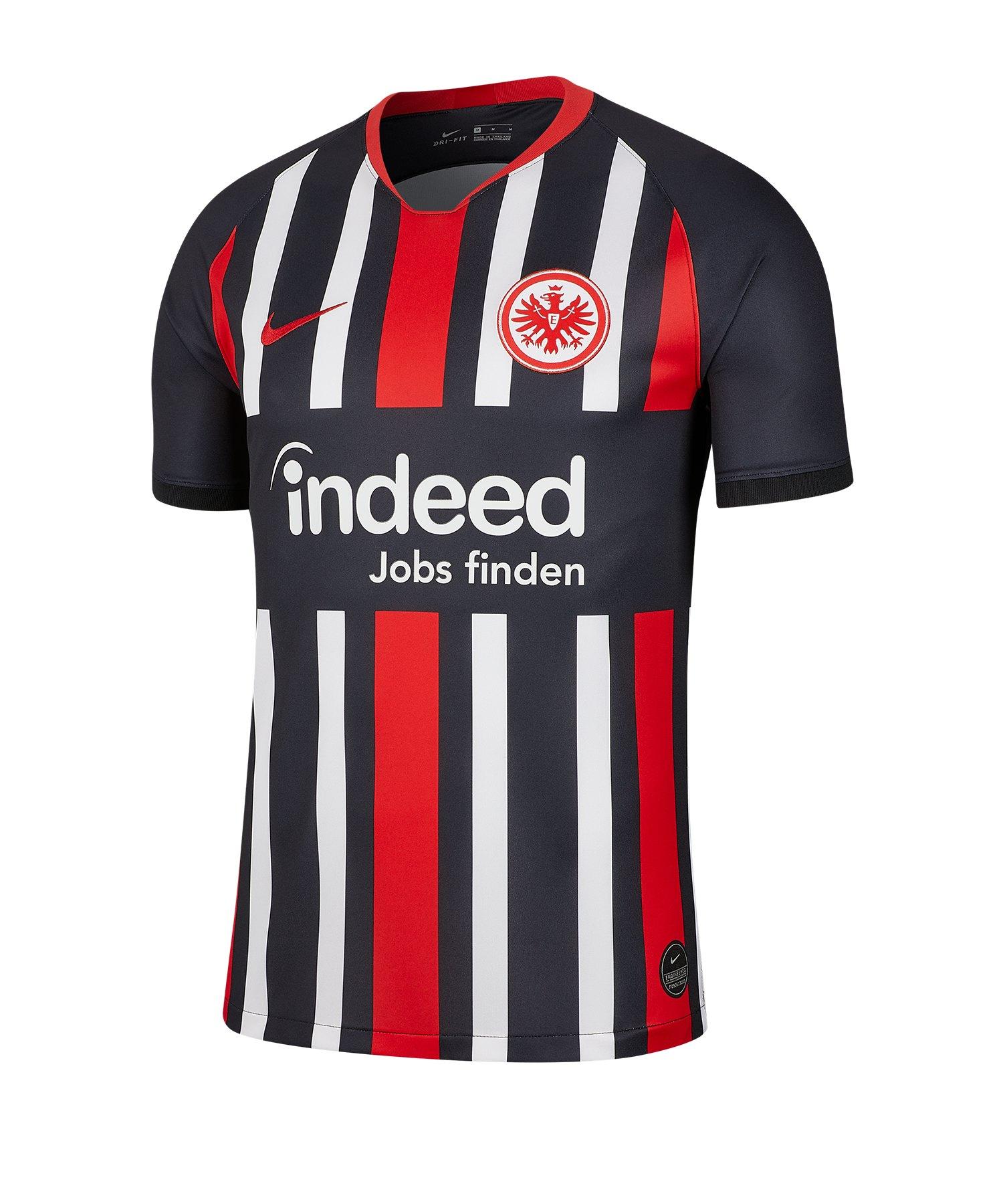 Nike Eintracht Frankfurt Trikot Away 19/20 F101 - weiss