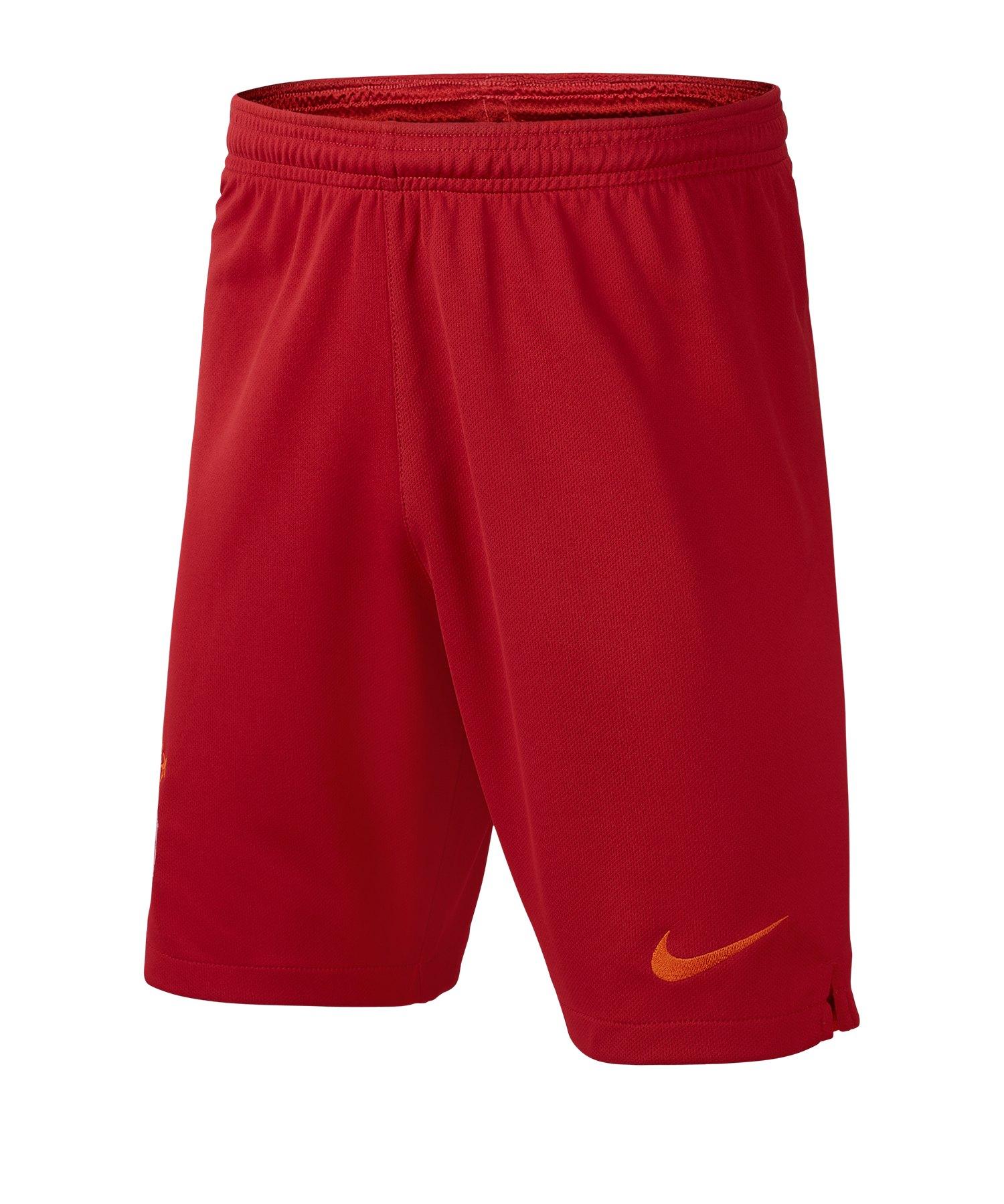 Nike Galatasaray Istanbul Short Home 19/20 F628 - rot
