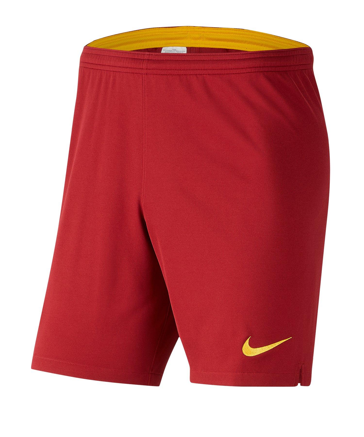 Nike AS Rom Short Away 2019/2020 Rot F613 - rot
