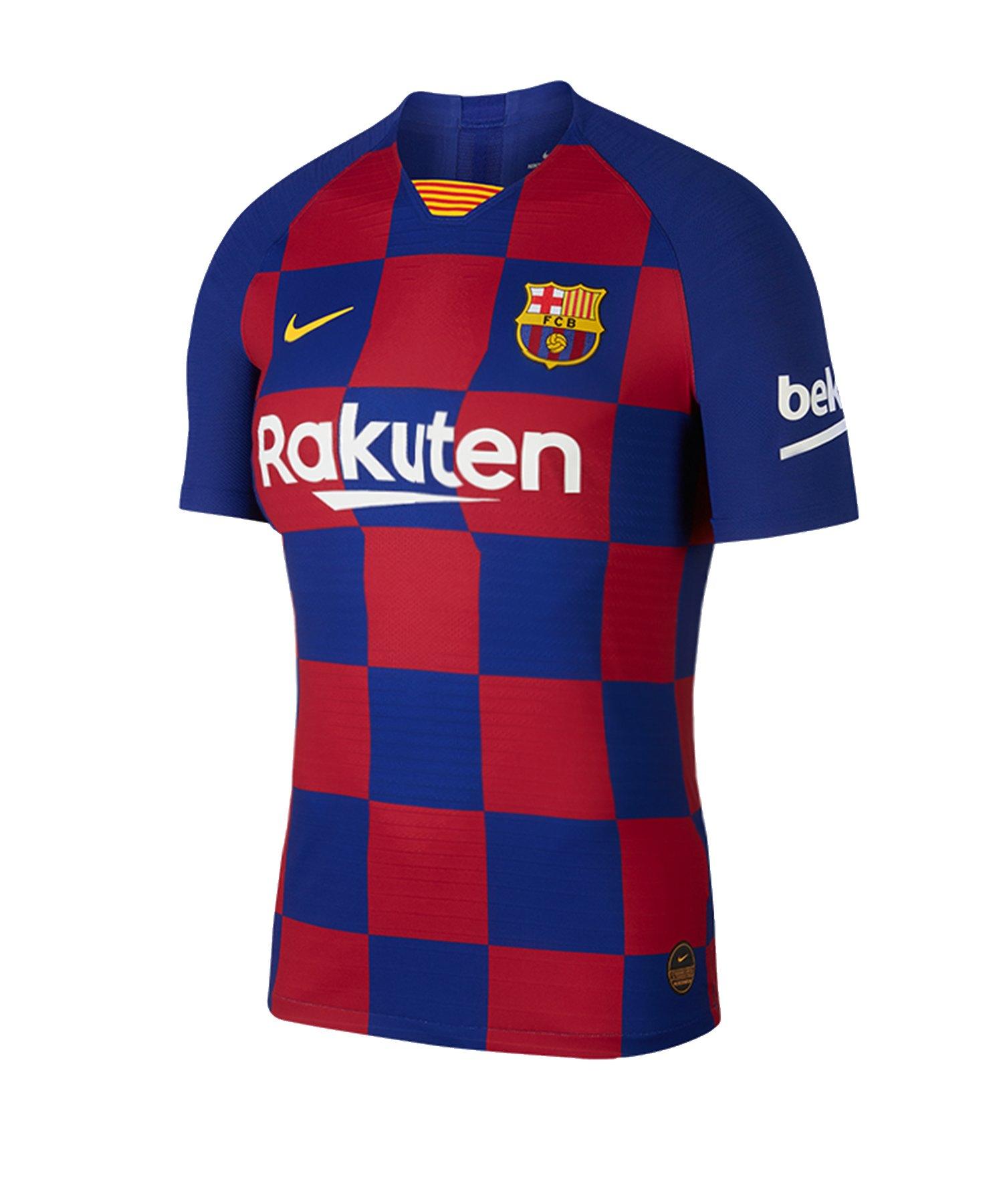 Nike FC Barcelona Trikot Home 2019/2020 Damen F456 - Blau