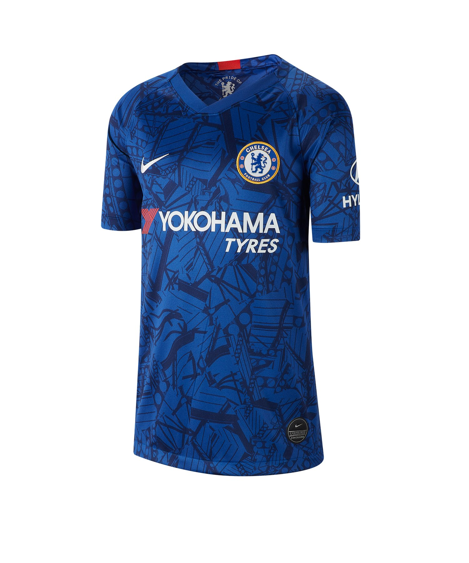 Nike FC Chelsea London Trikot Home Kids 2019/2020 F495 - Blau