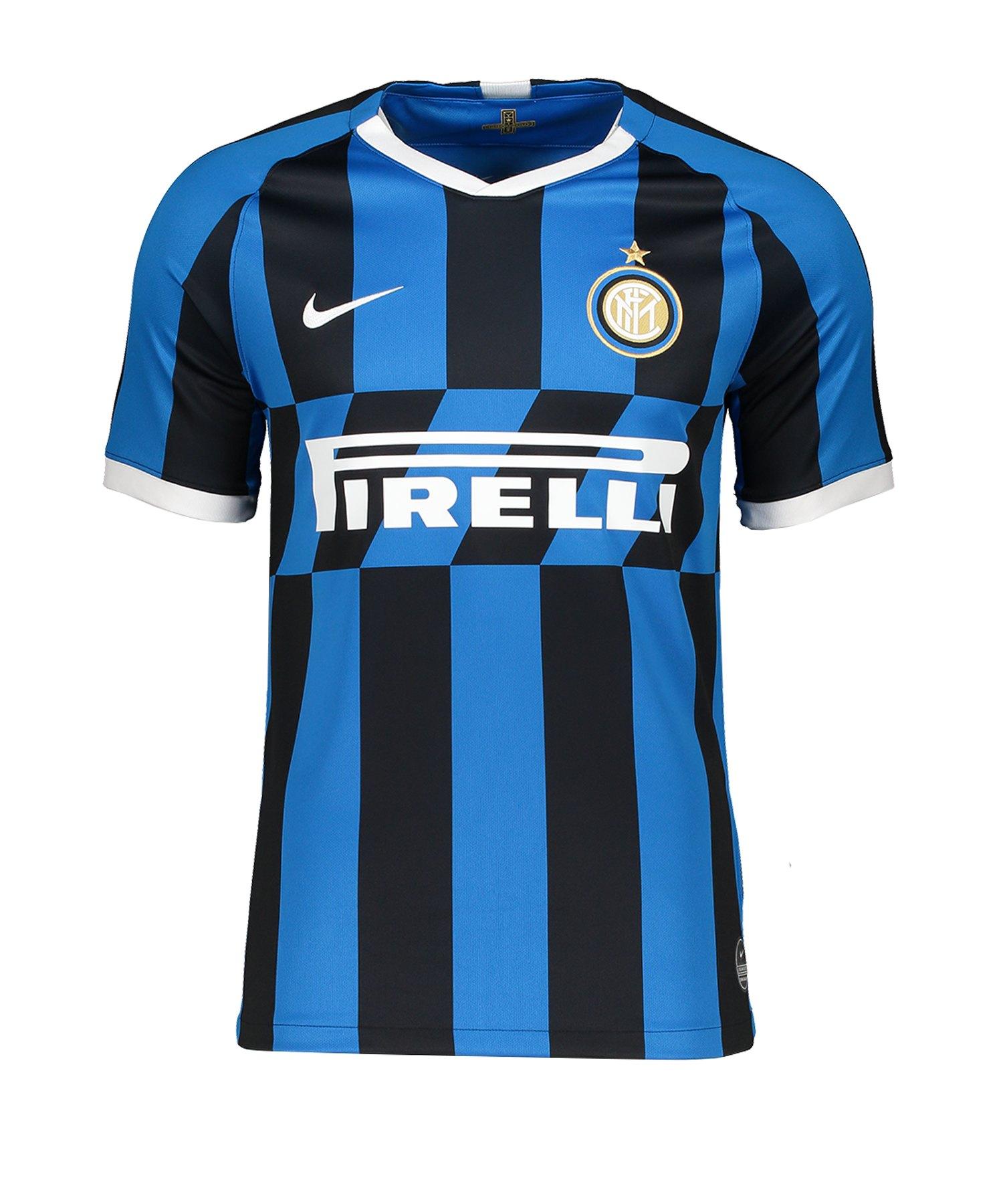 Nike Inter Mailand Trikot Home Kids 2019/2020 Blau F414 - Blau