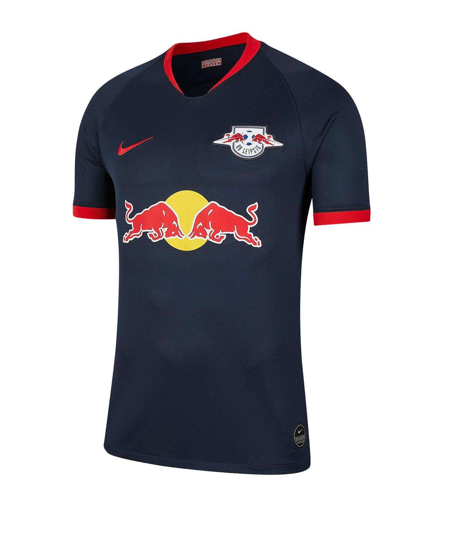 Nike RB Leipzig Trikot Away 2019/2020 Kids F476 - blau