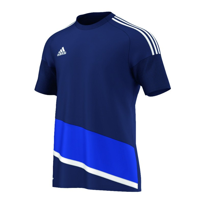 the latest b97cb 2800d adidas Kurzarm Trikot Regista 16 Kinder Blau