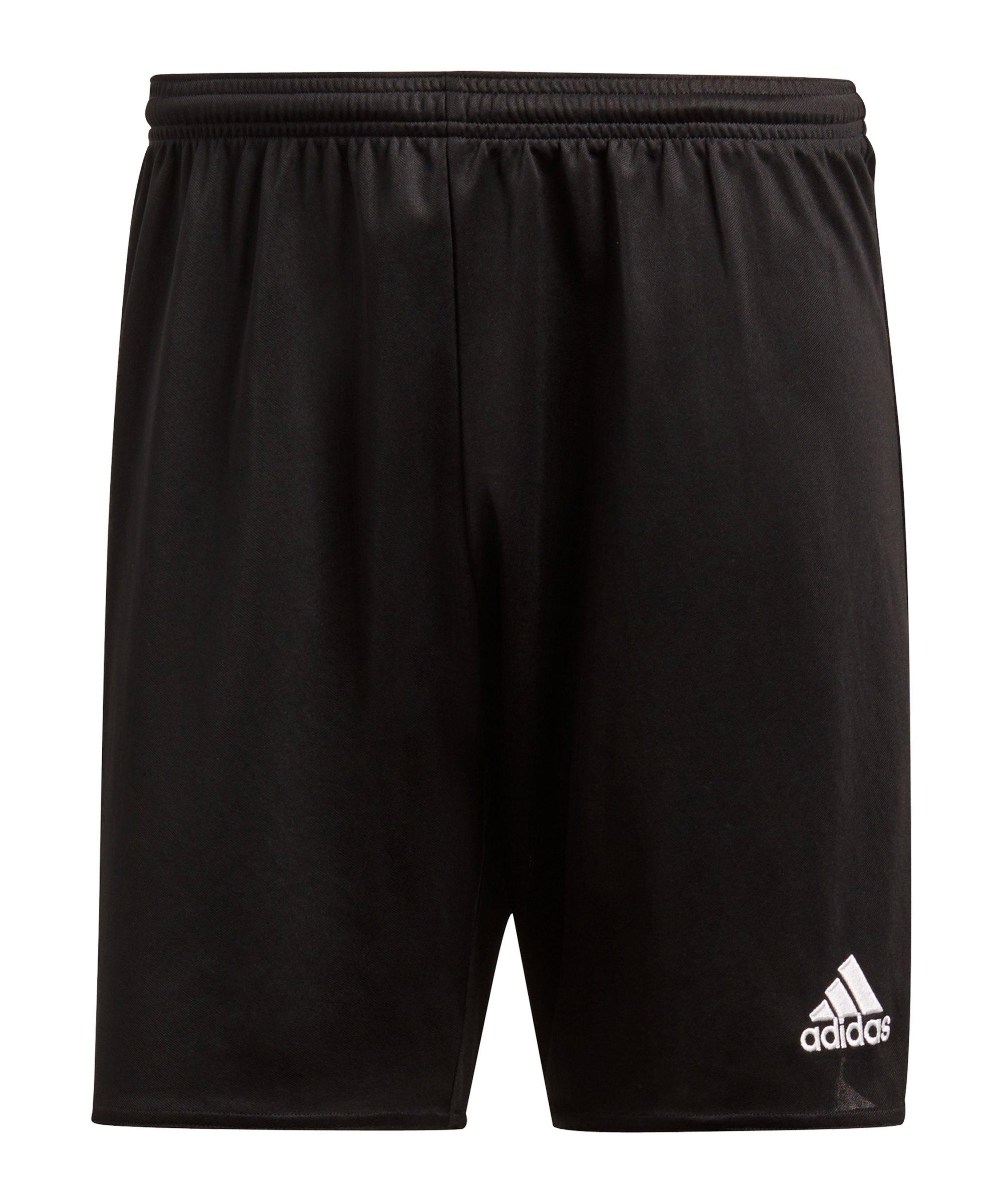 adidas Short ohne Innenslip Parma 16 Schwarz - schwarz