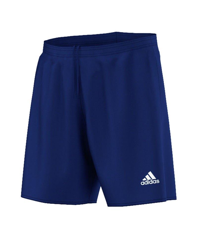 adidas Short ohne Innenslip Parma 16 Dunkelblau - blau