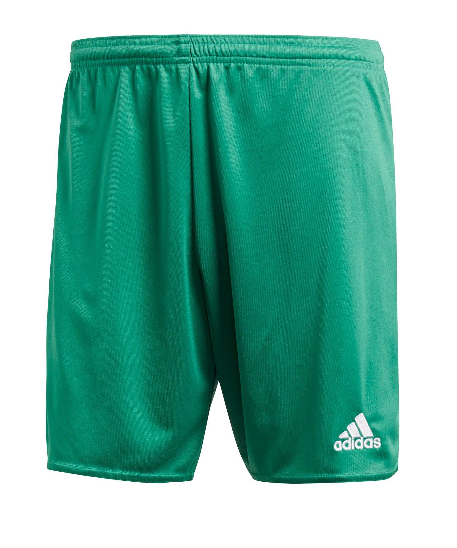 adidas Short ohne Innenslip Parma 16 Grün - gruen