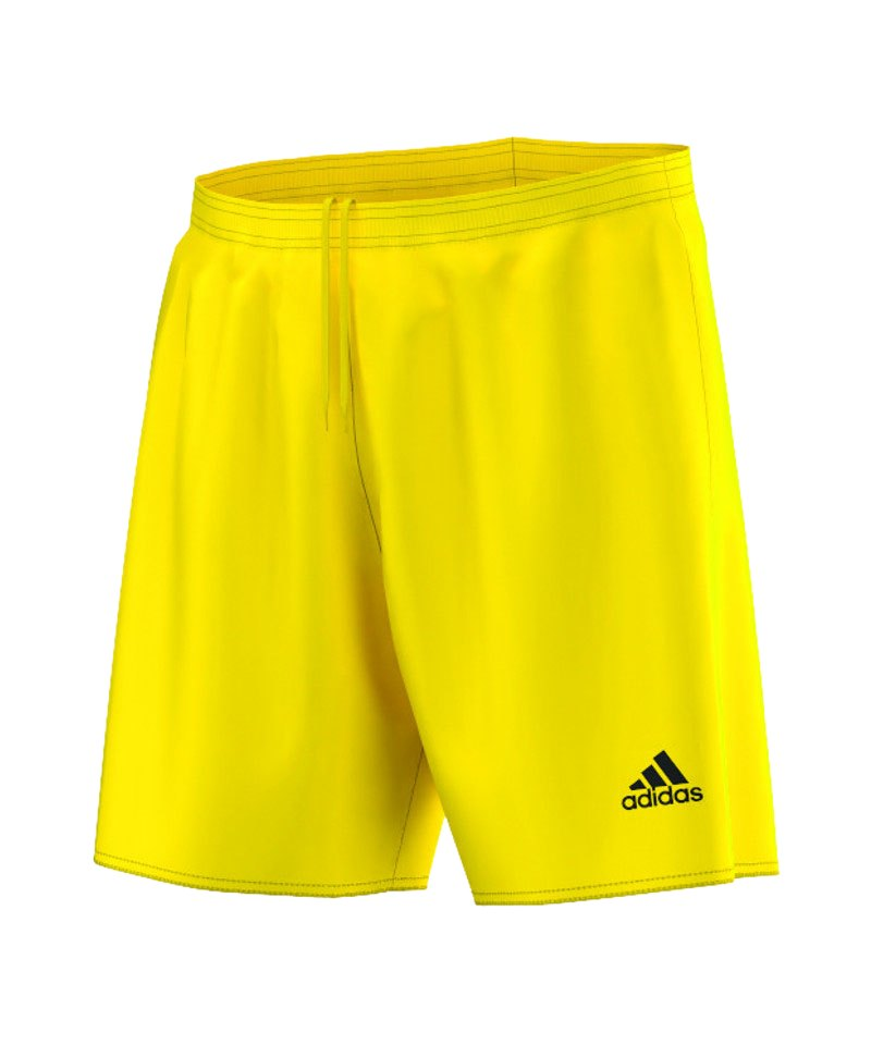adidas Short ohne Innenslip Parma 16 Gelb - gelb