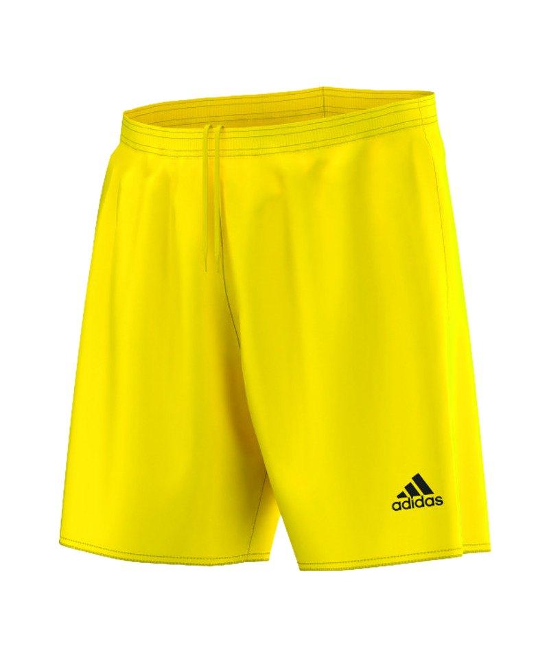 adidas Short ohne Innenslip Parma 16 Kinder Gelb - gelb