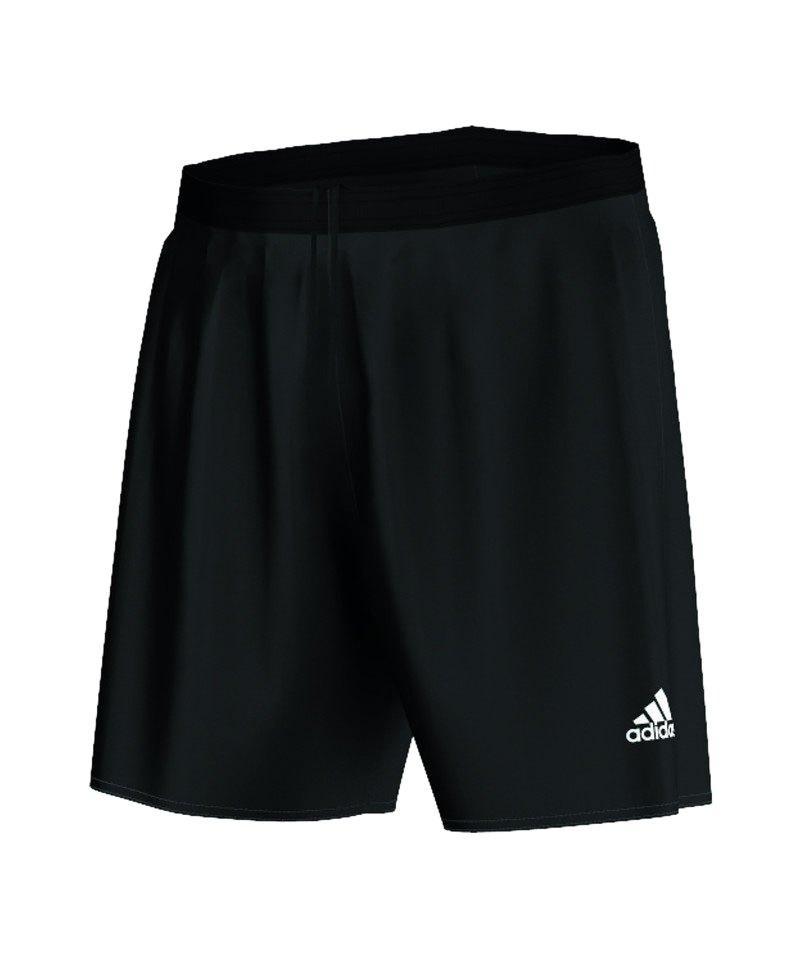 adidas Short mit Innenslip Parma 16 Schwarz - schwarz