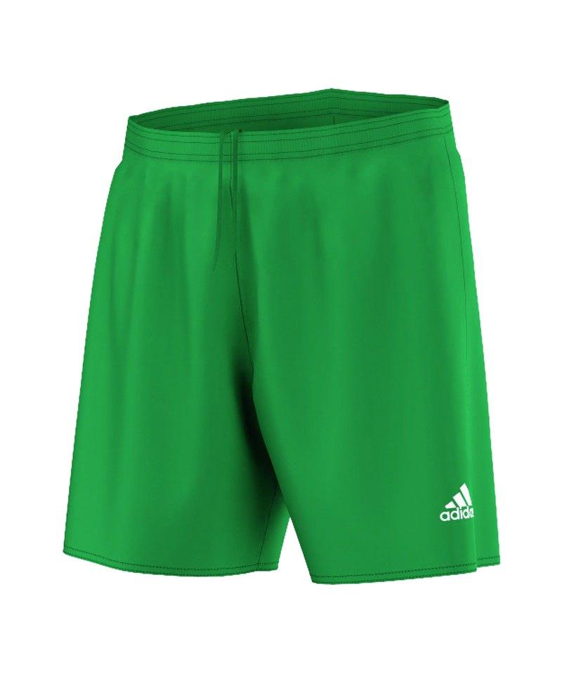 adidas Short mit Innenslip Parma 16 Kinder Grün - gruen