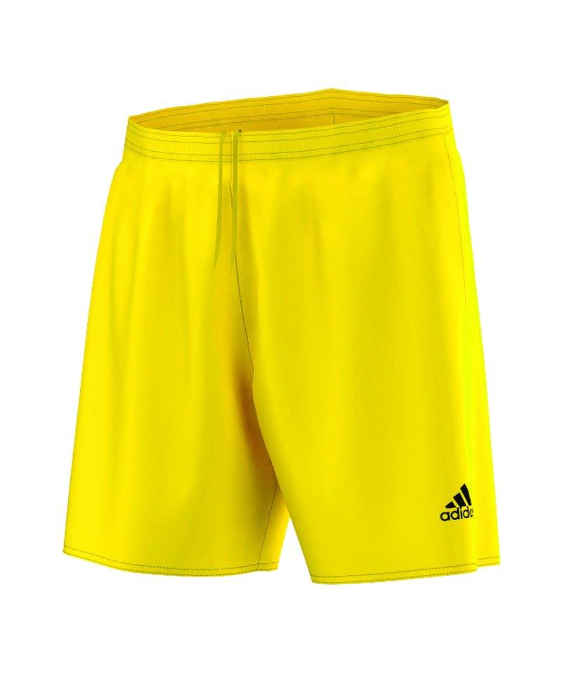 adidas Short mit Innenslip Parma 16 Kinder Gelb - gelb