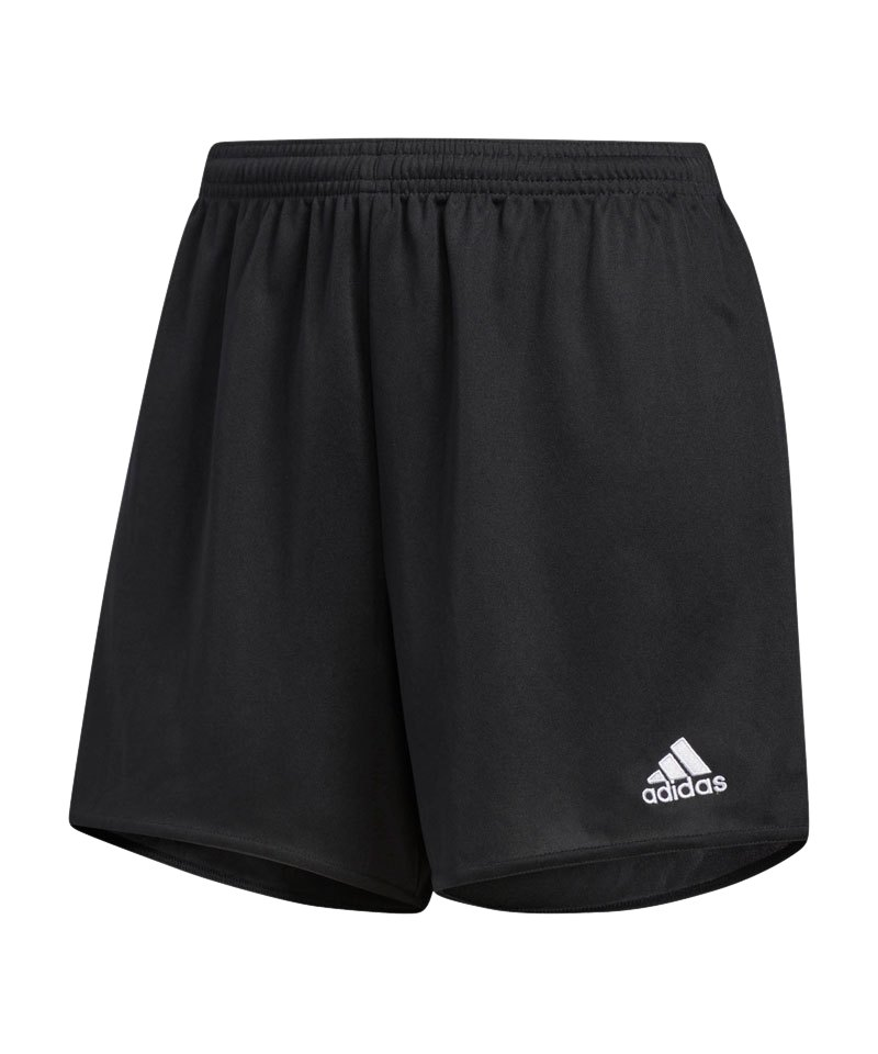 adidas Parma 16 Short Damen Schwarz - schwarz