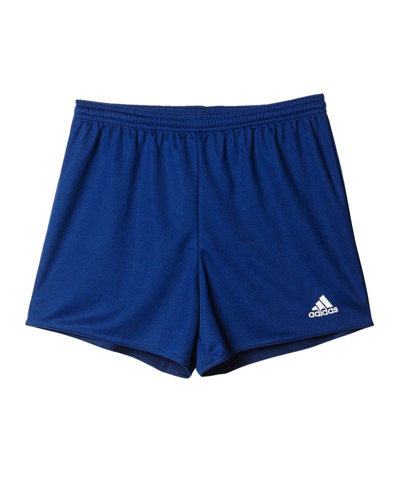 adidas Parma 16 Short Damen Dunkelblau - blau