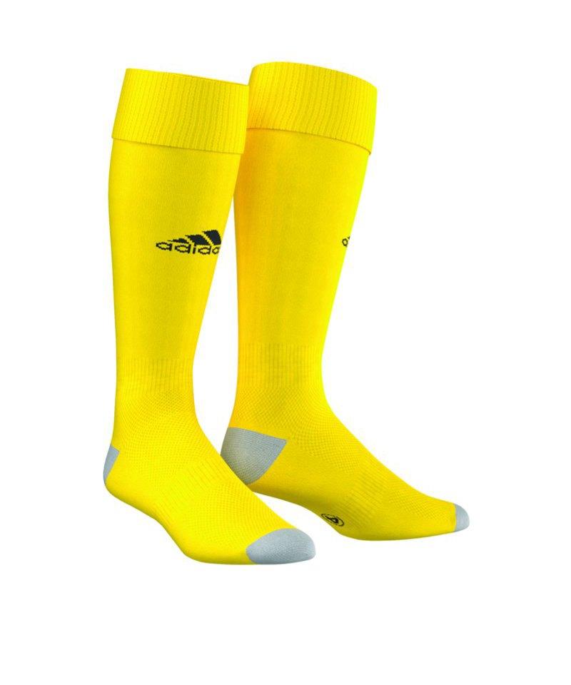 adidas Stutzenstrumpf Milano 16 Gelb - gelb
