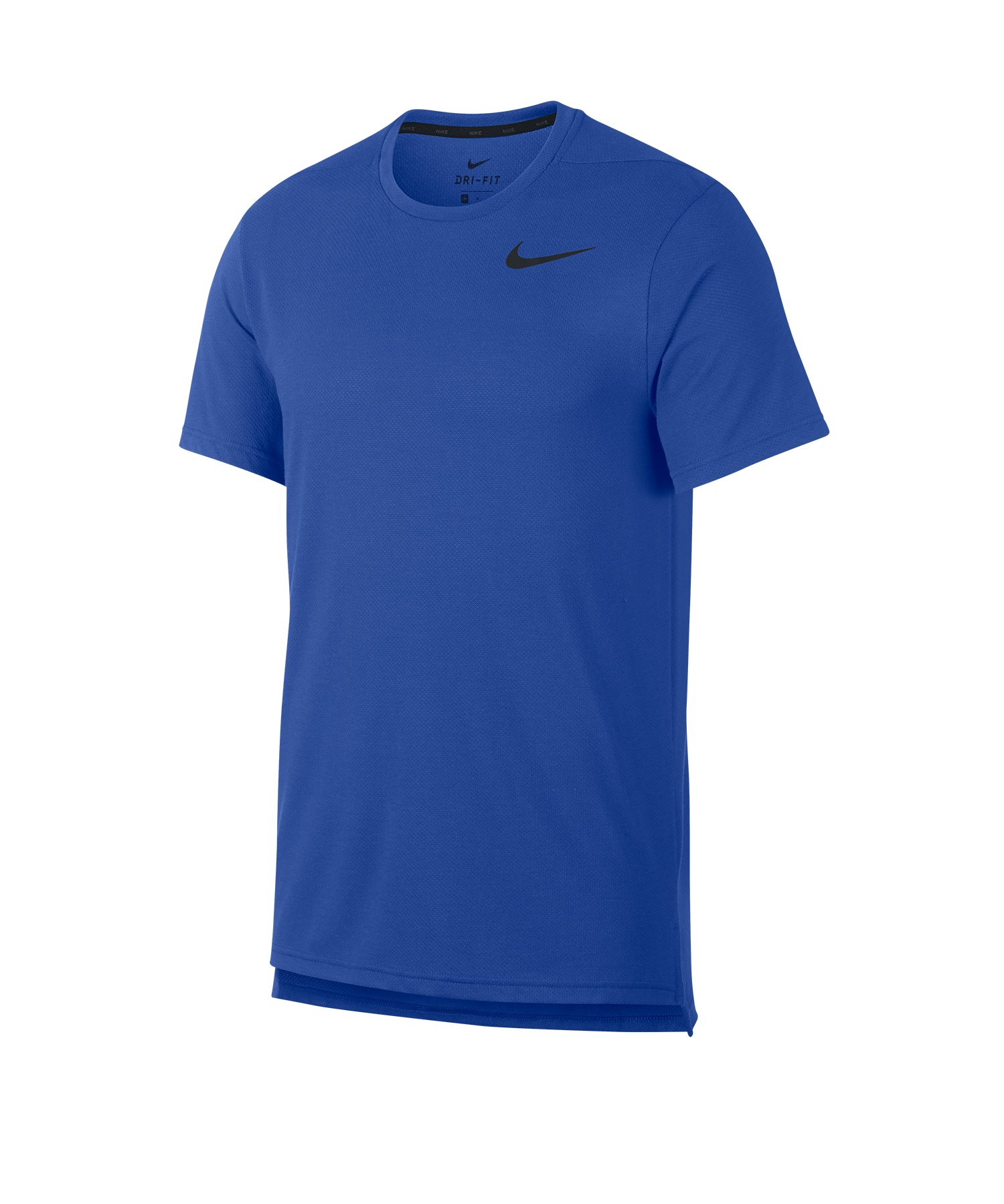 Nike Breathe Dri-FIT T-Shirt Blau F480 - blau