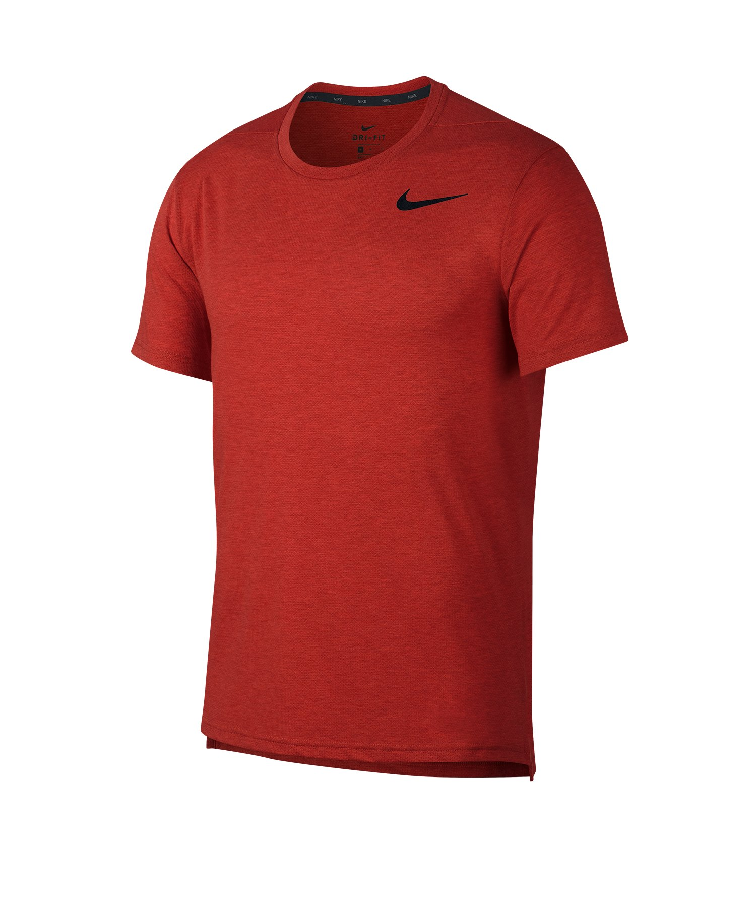 Nike Breathe Dri-FIT T-Shirt Rot F622 - rot