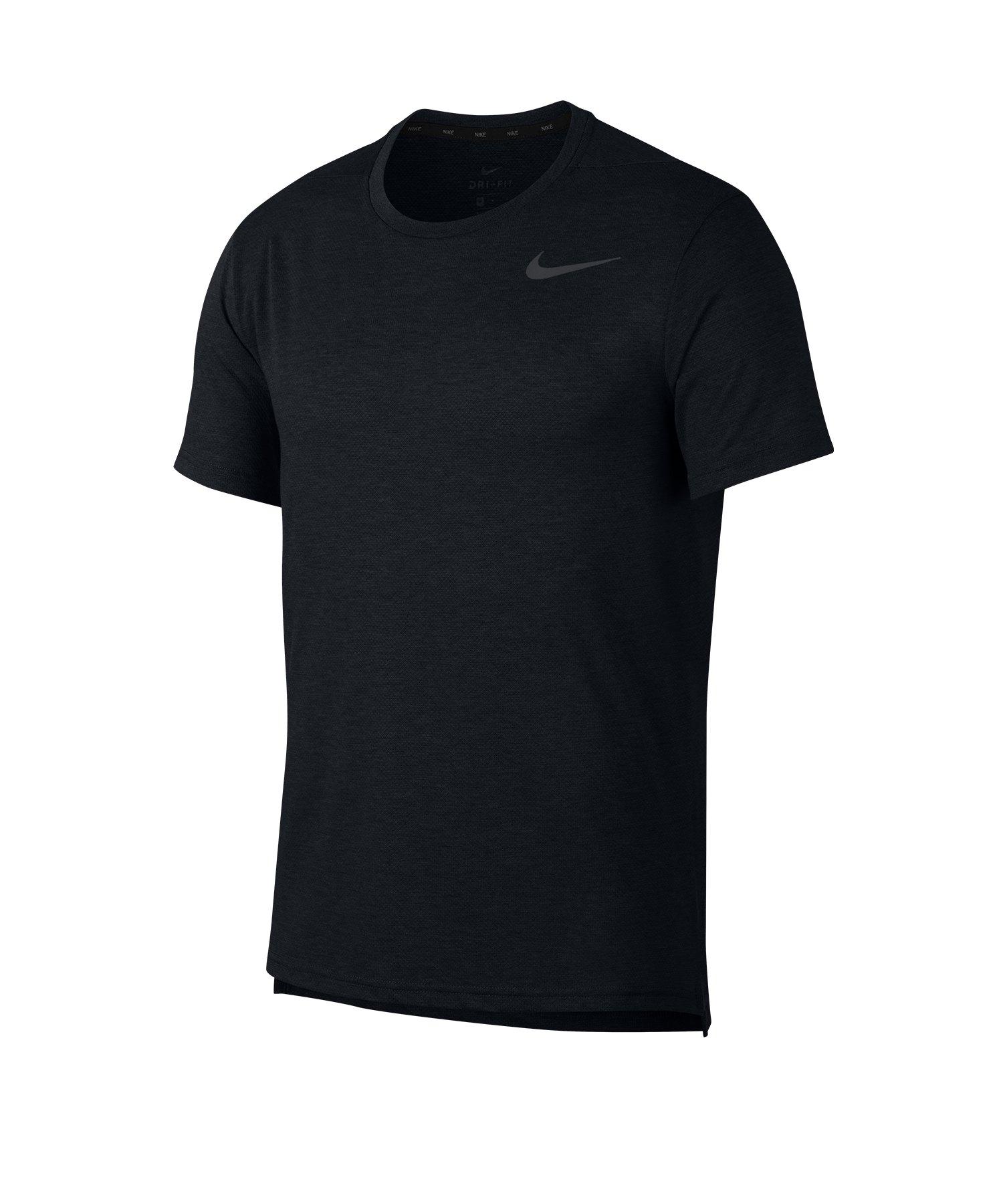 Nike Breathe Dri-FIT T-Shirt Schwarz F032 - schwarz