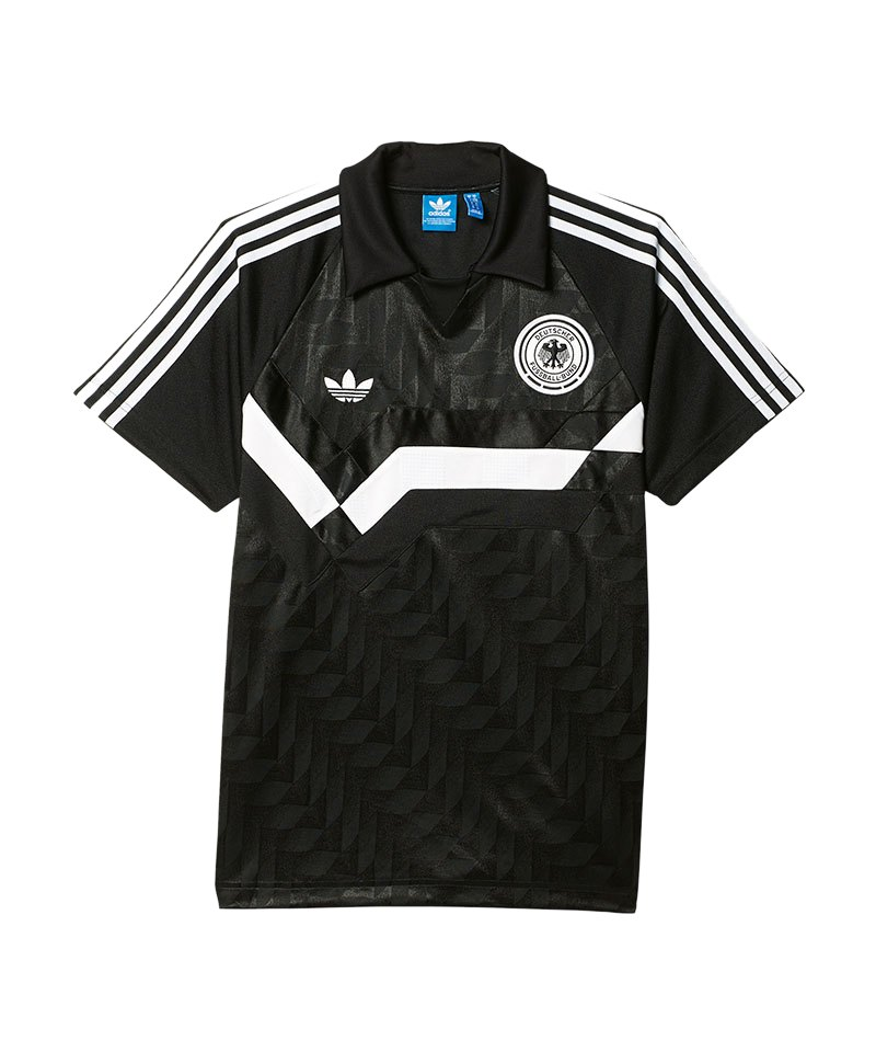 adidas Originals Germany Away T-Shirt Schwarz - schwarz