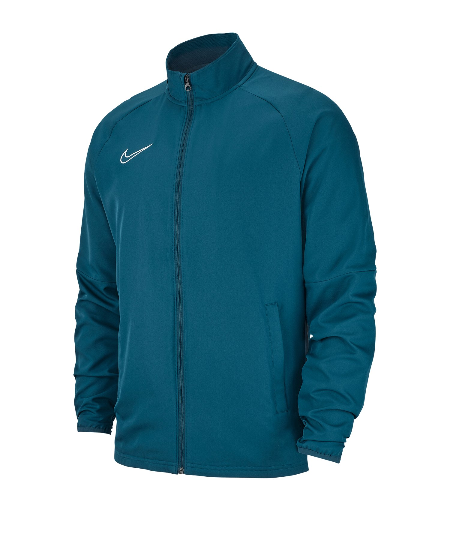 Nike Academy 19 Woven Präsentationsjacke Blau F404 - blau