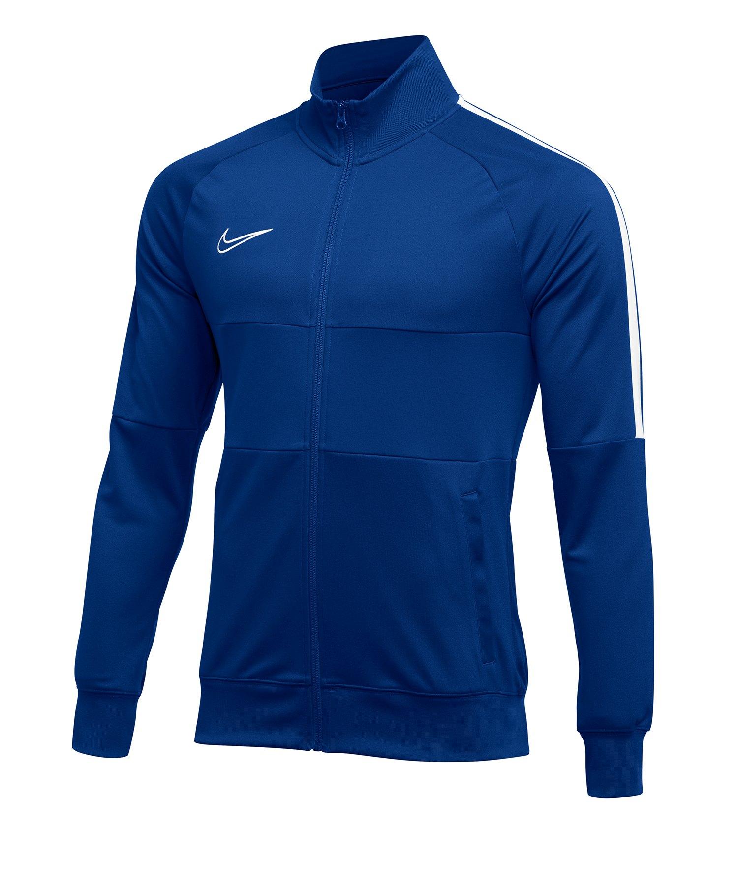 Nike Academy 19 Trainingsjacke Blau F463 - blau