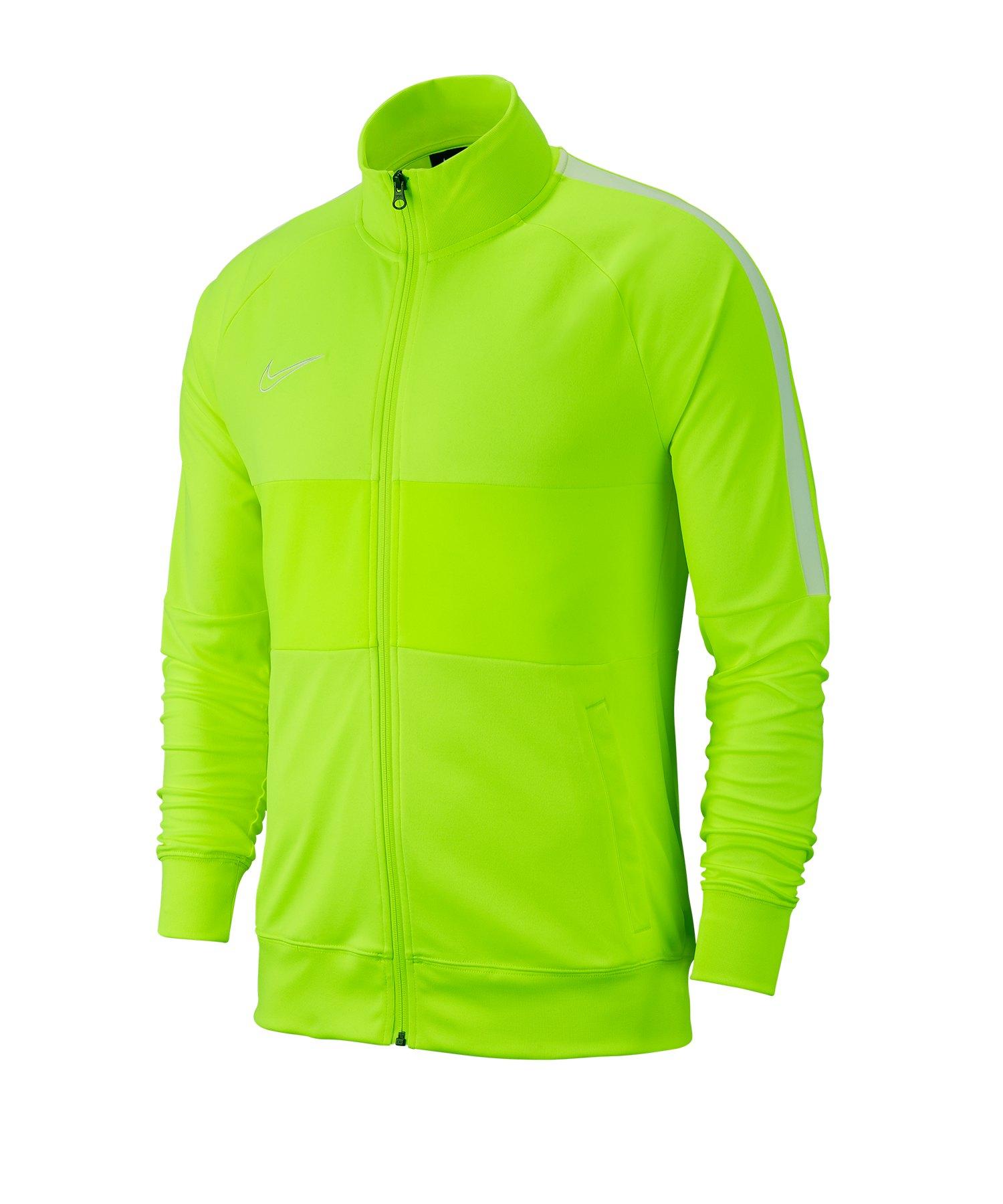 Nike Academy 19 Trainingsjacke Gelb F702 - gelb