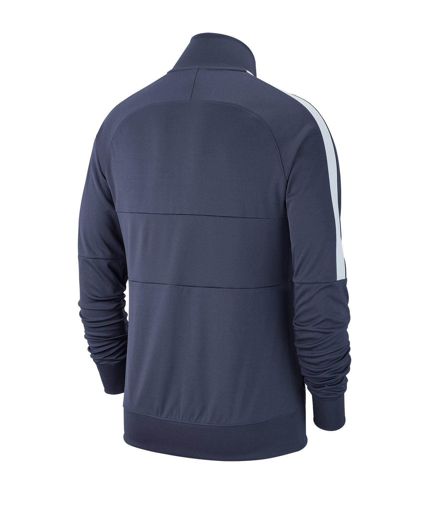 Nike Trainingsjacke Grau