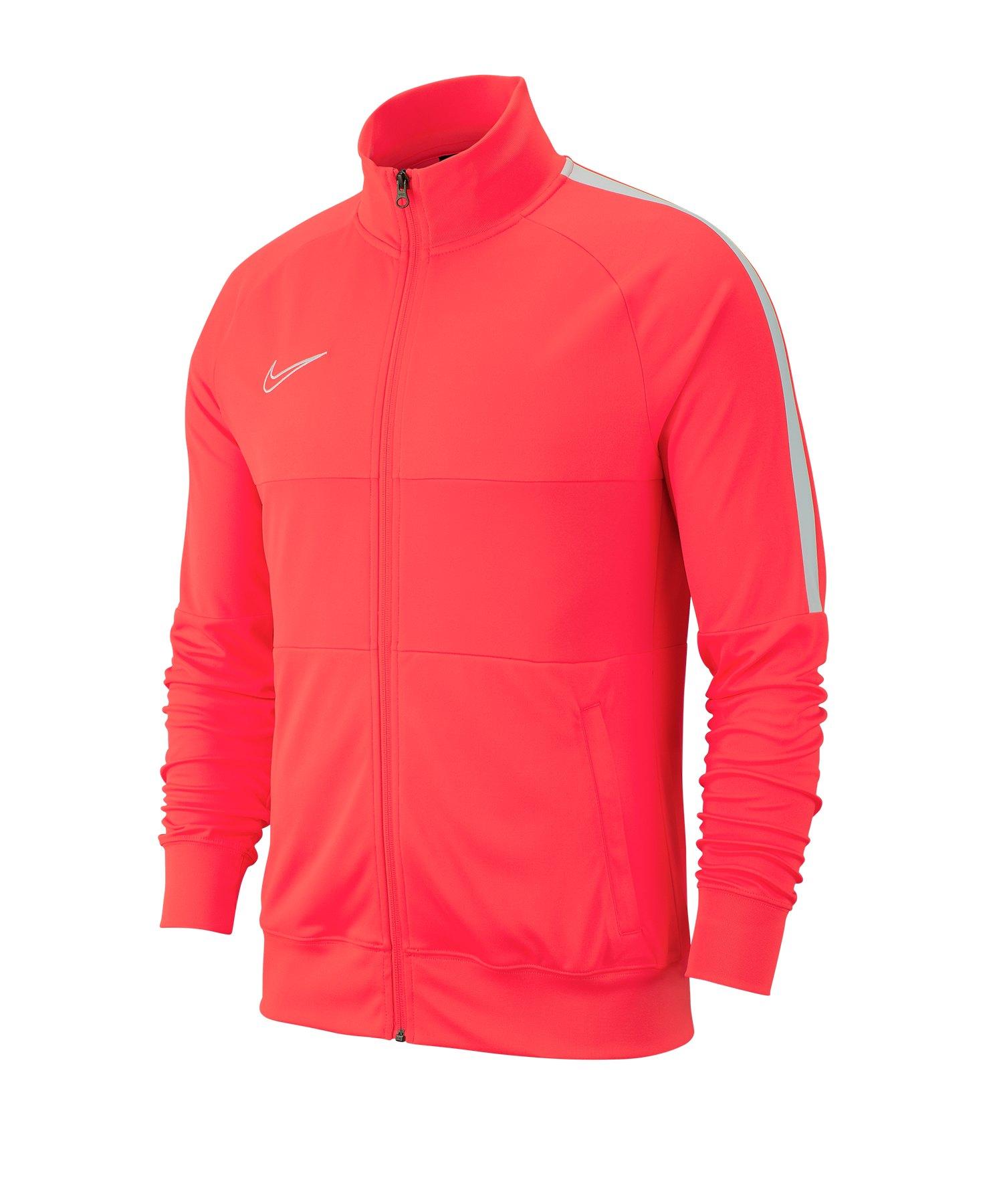 Nike Academy 19 Trainingsjacke Rot F671 - rot