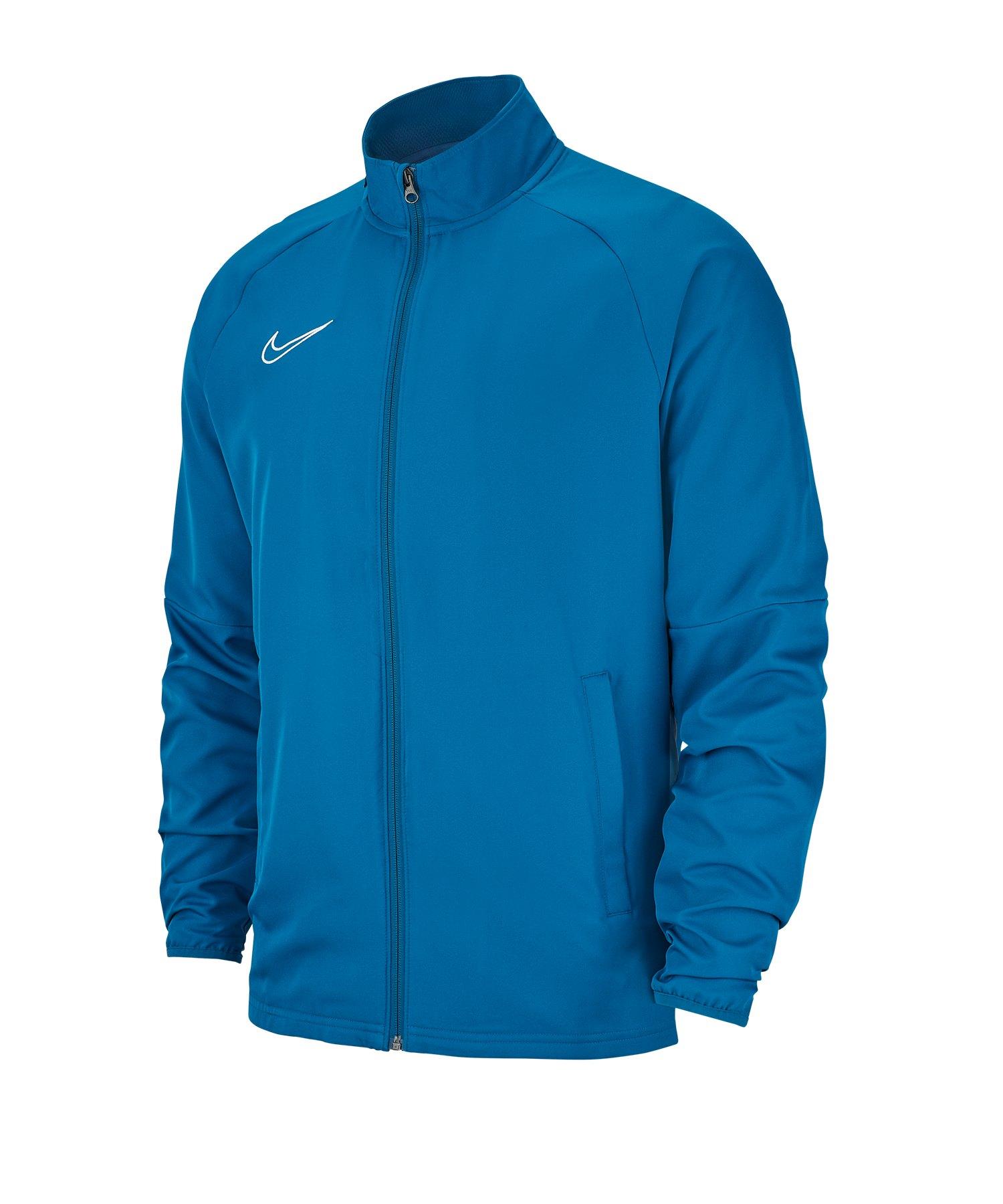 Nike Academy 19 Präsentationsjacke Kids Blau F404 - blau