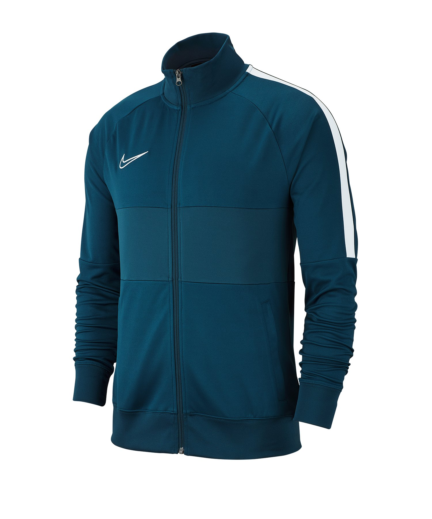 Nike Academy 19 Dri-FIT Jacke Kids Blau F404 - blau
