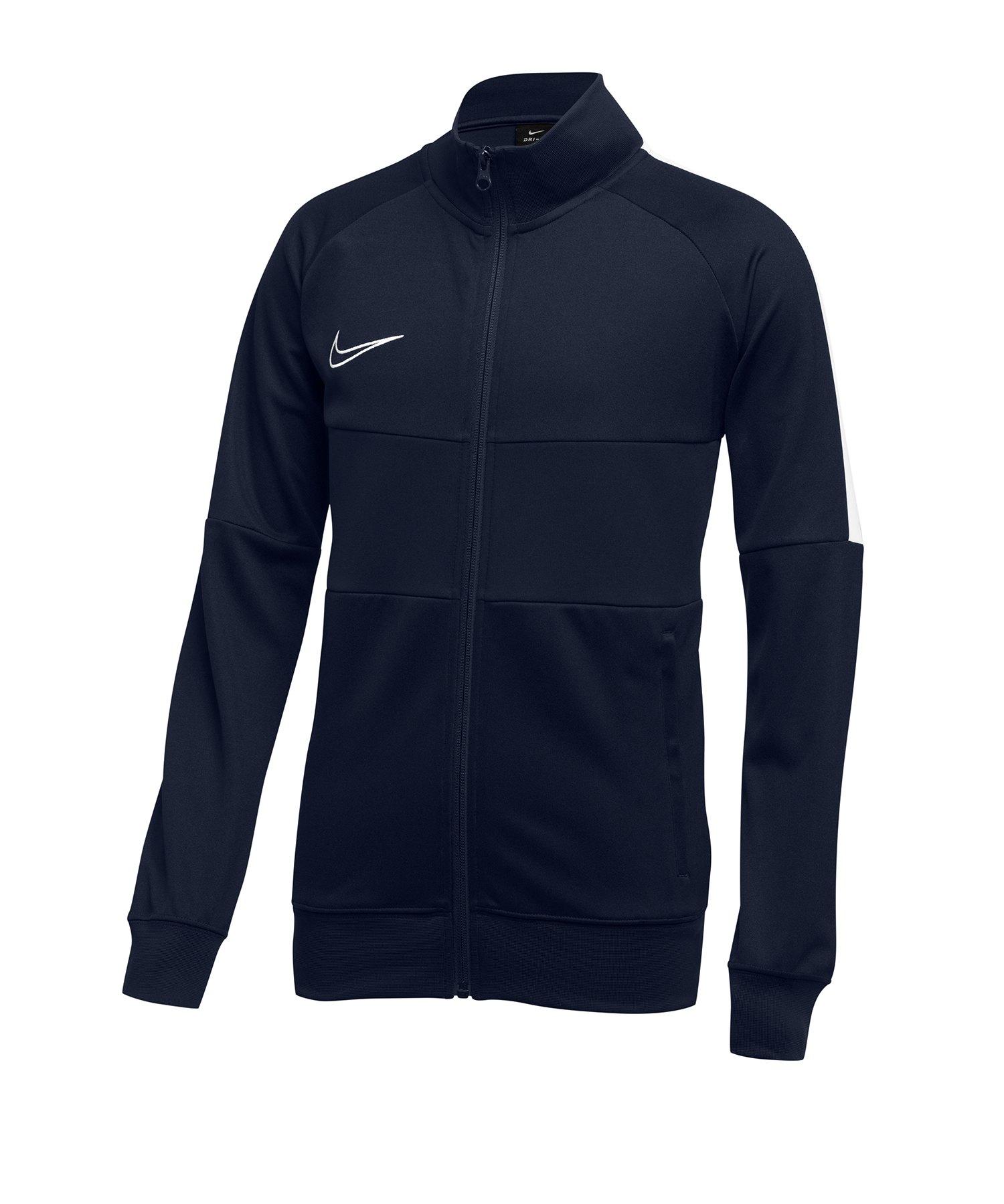 Nike Academy 19 Dri-FIT Jacke Kids Blau F451 - Blau