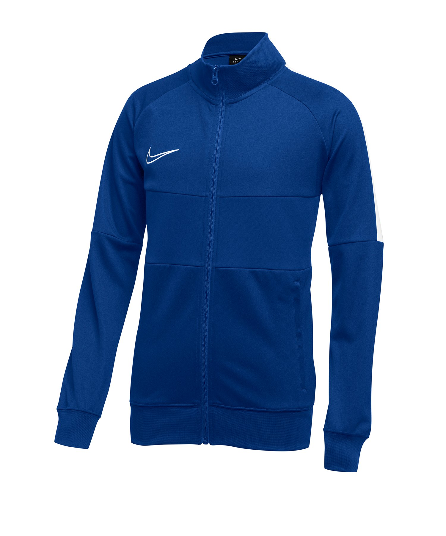 Nike Academy 19 Dri-FIT Jacke Kids Blau F463 - Blau