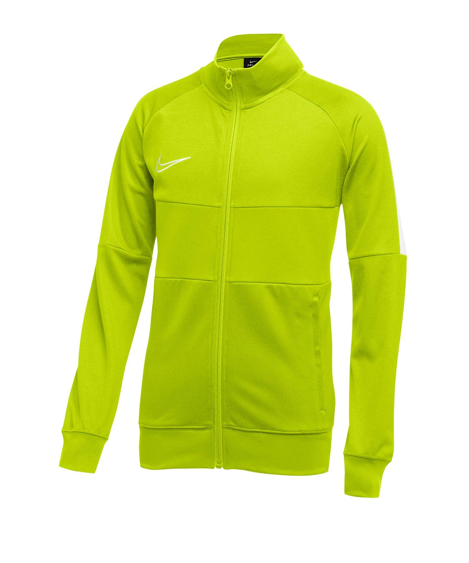 Nike Academy 19 Dri-Fit Jacke Kids Grün F702 - gruen