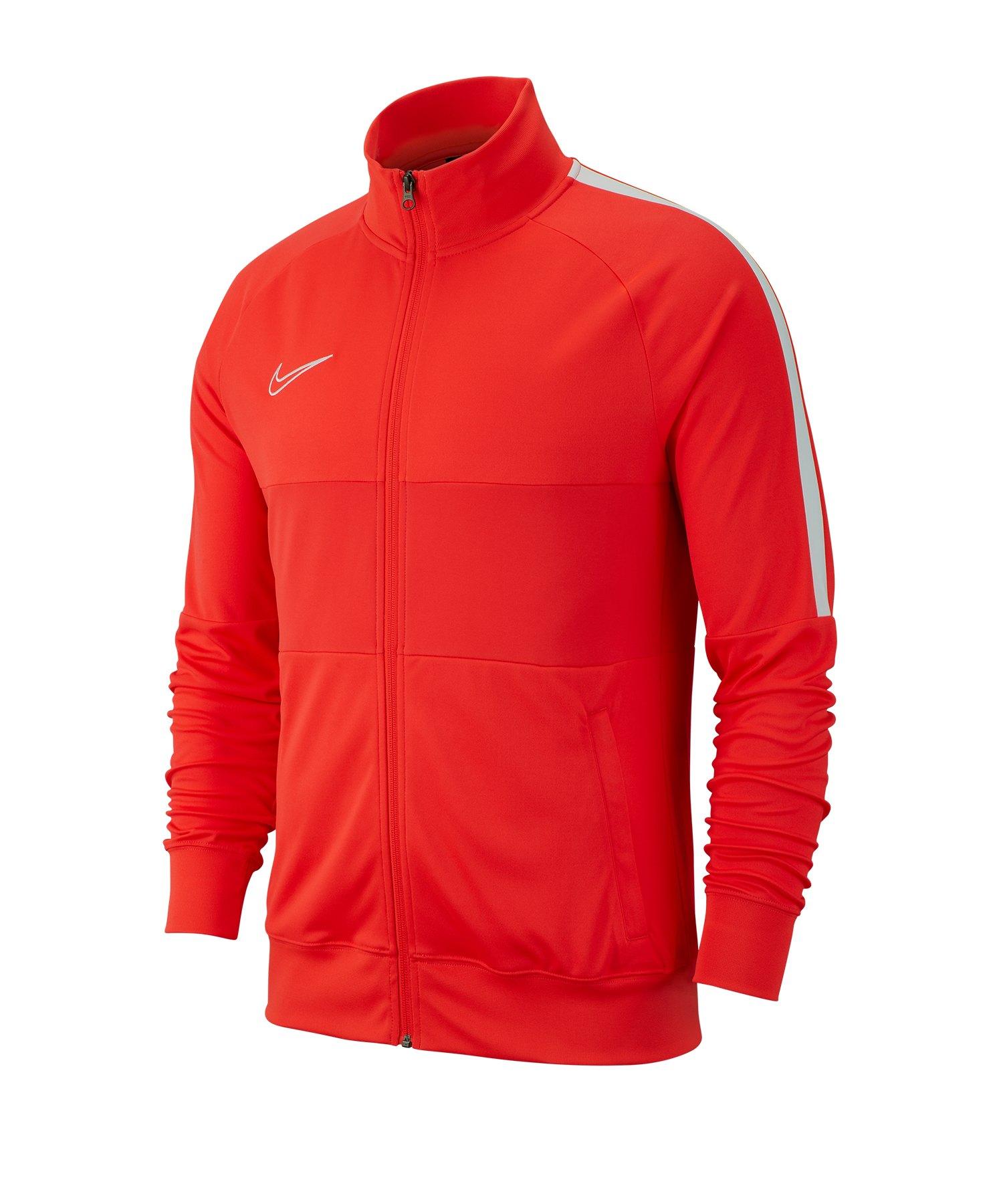 Nike Academy 19 Dri-FIT Jacke Kids Orange F671 - orange