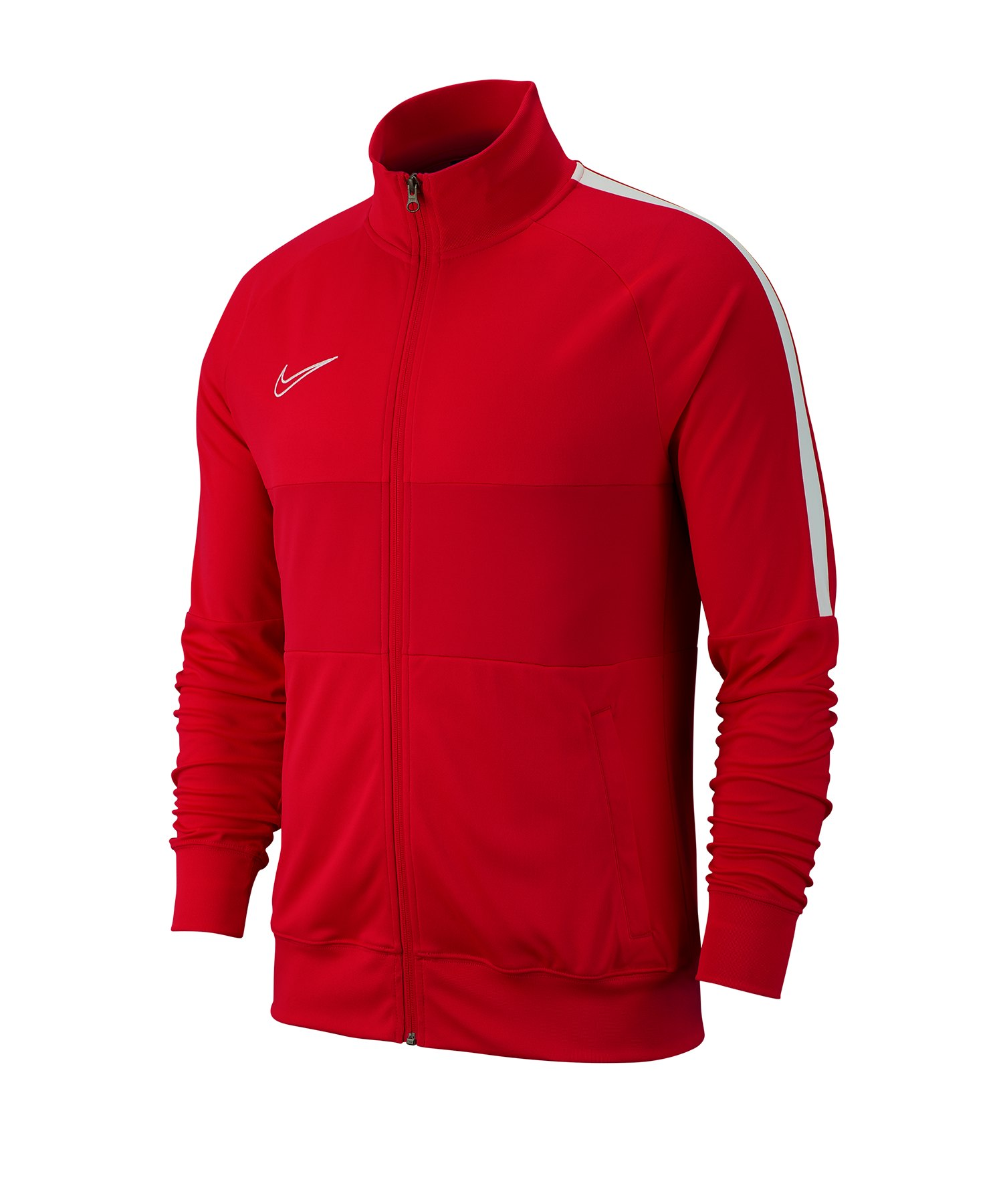 Nike Academy 19 Dri-FIT Jacke Kids Rot F657 - Rot
