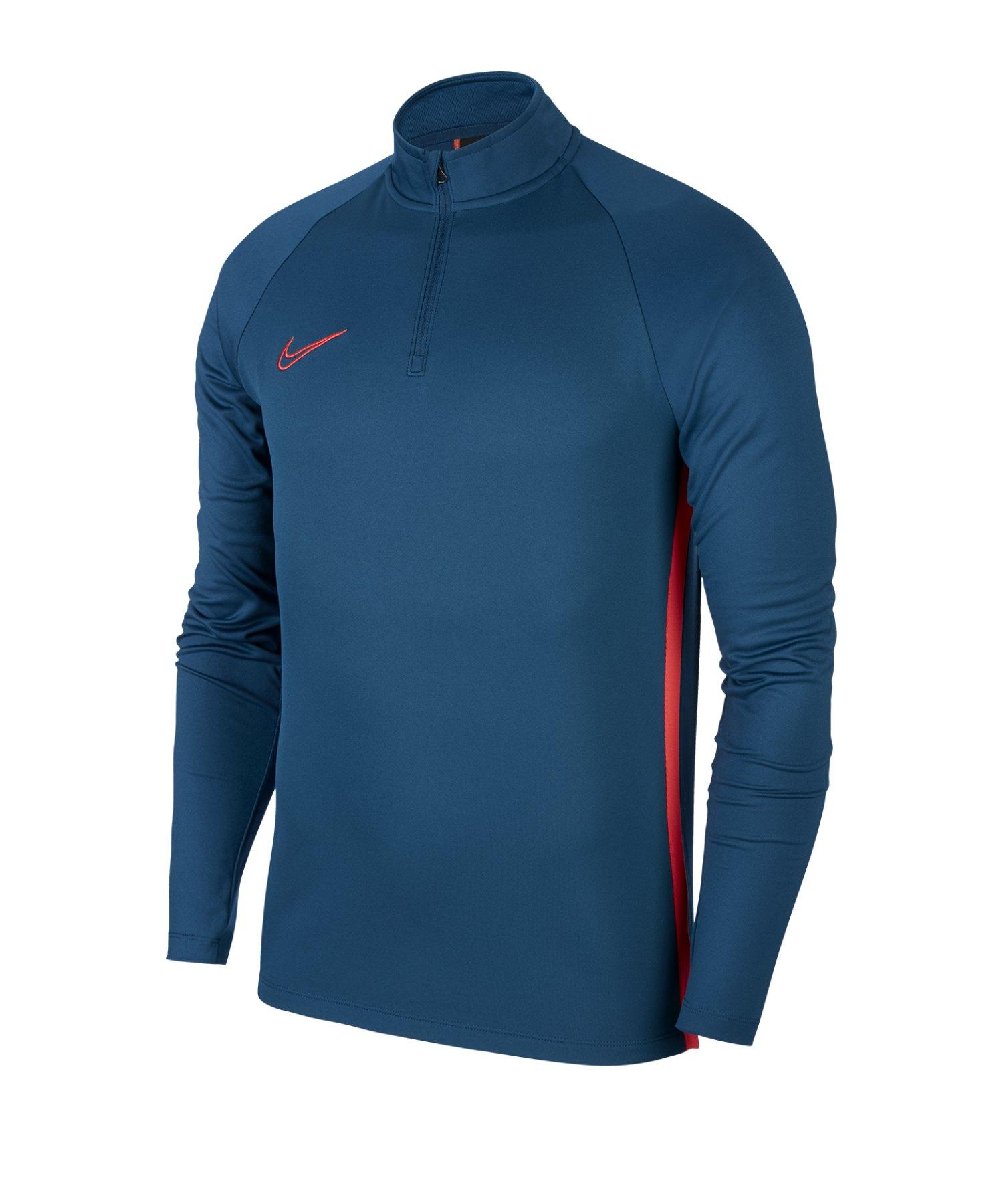 Nike Dry Academy Drill Top Blau F432 - blau