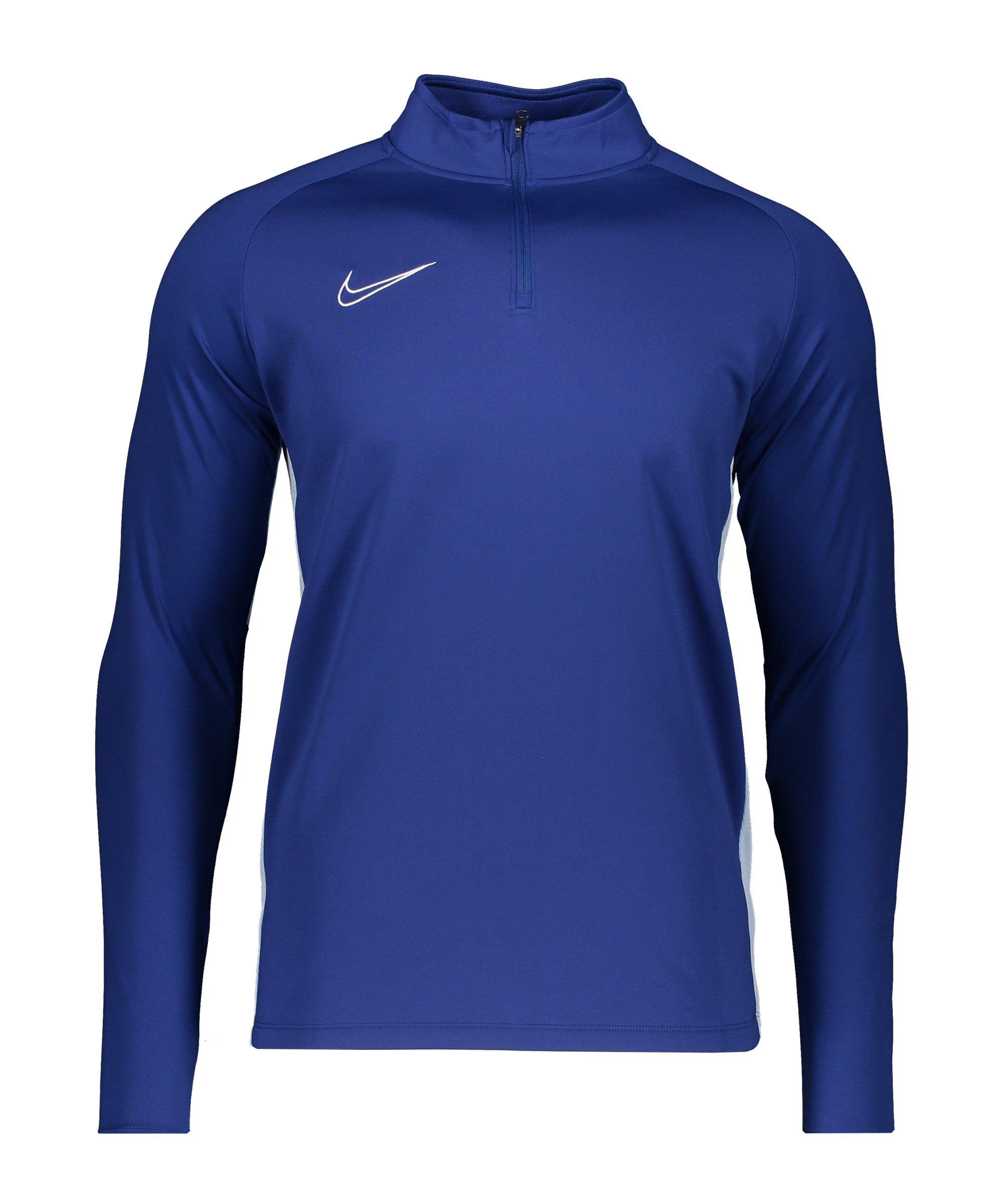 Nike Dry Academy Drill Top Blau F455 - blau