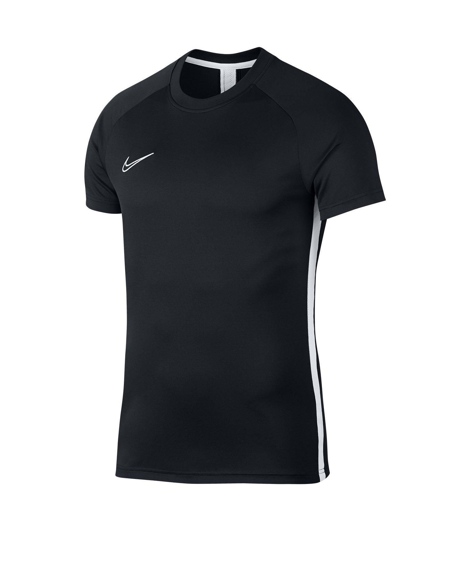 Nike Dry Academy T-Shirt Schwarz F010 - schwarz
