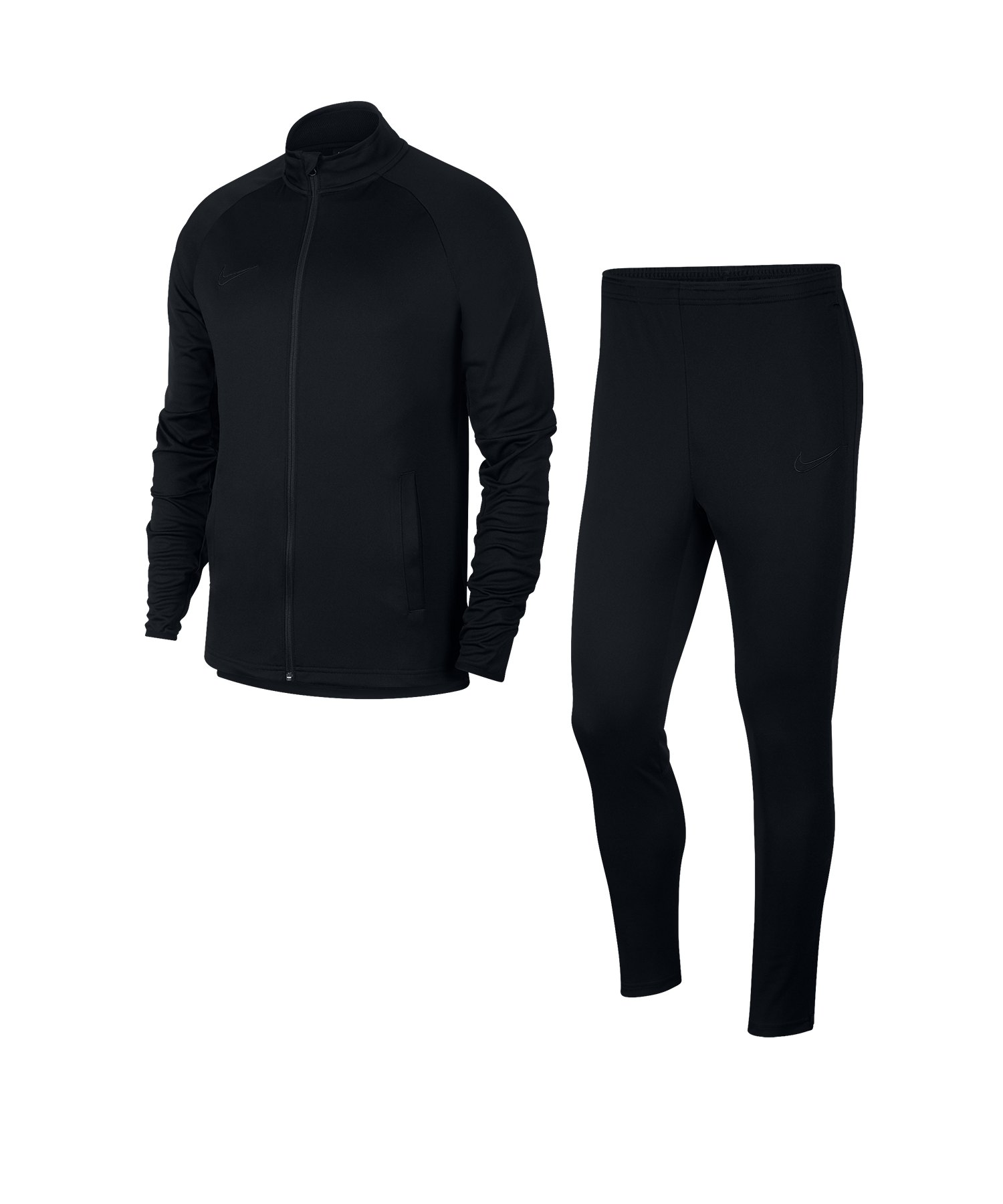 Nike Dri-FIT Academy Trainingsanzug Schwarz F011 - schwarz