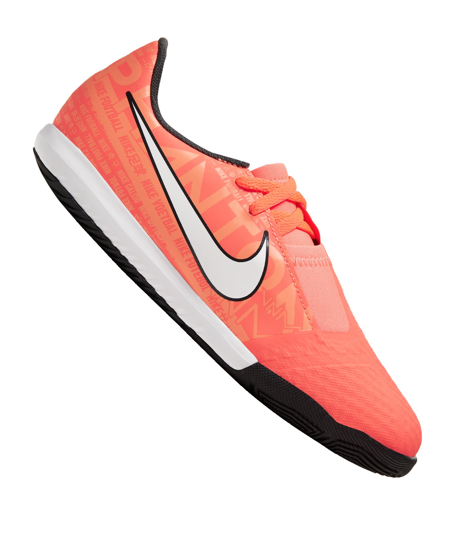 Nike Jr Phantom Venom Academy IC Kids Orange F810 - orange